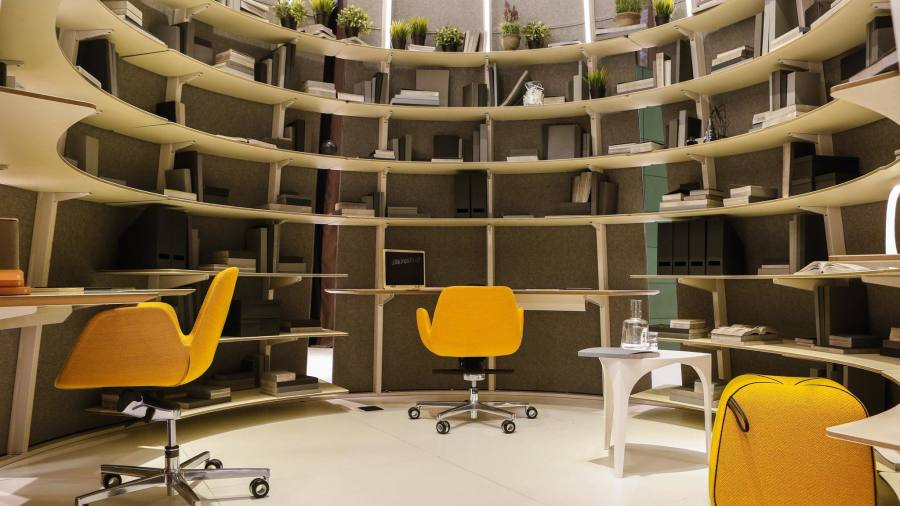 Make Yourself More At Home In The Office