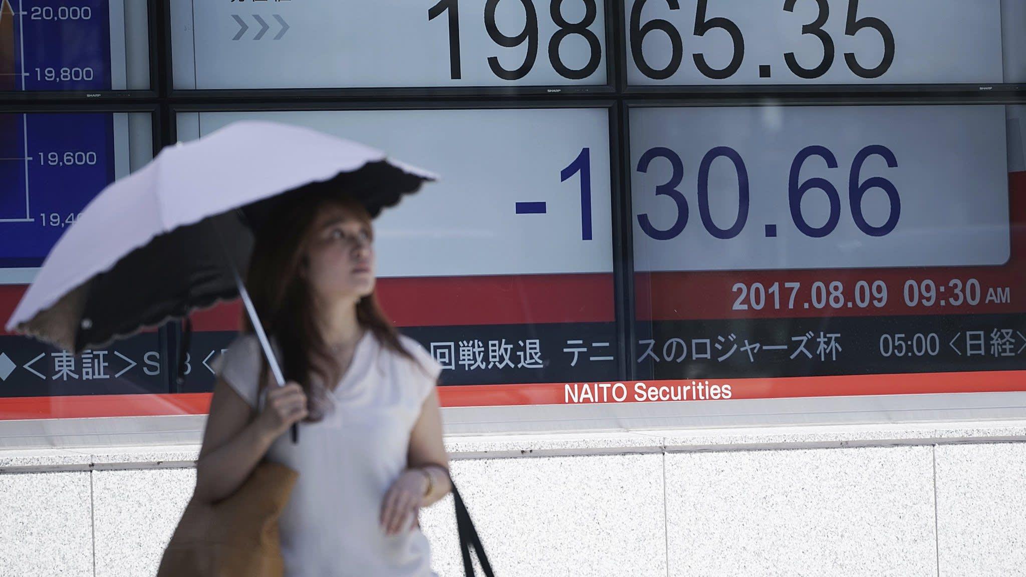 Wall Street skids to worst week since January 2016