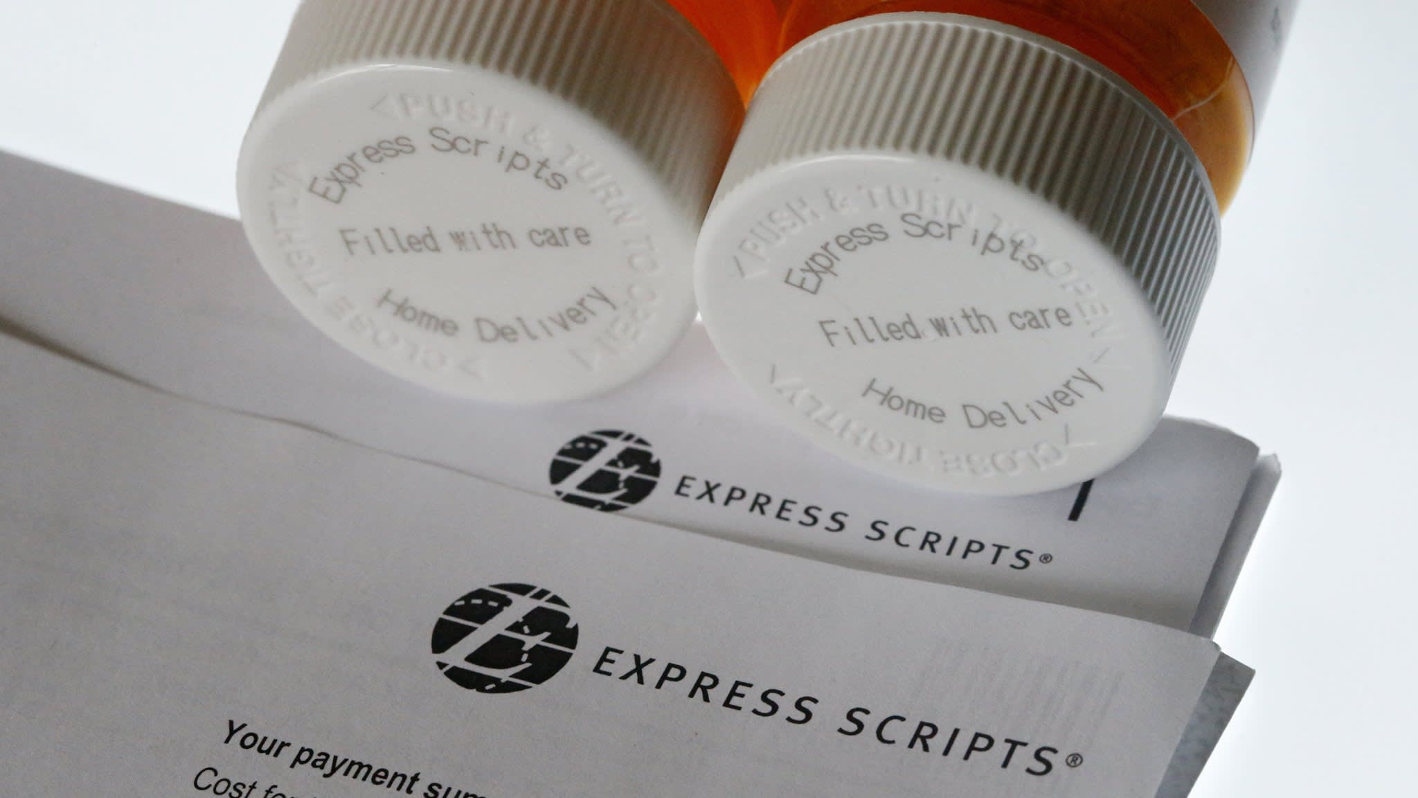 Cigna unveils $67bn deal to buy Express Scripts