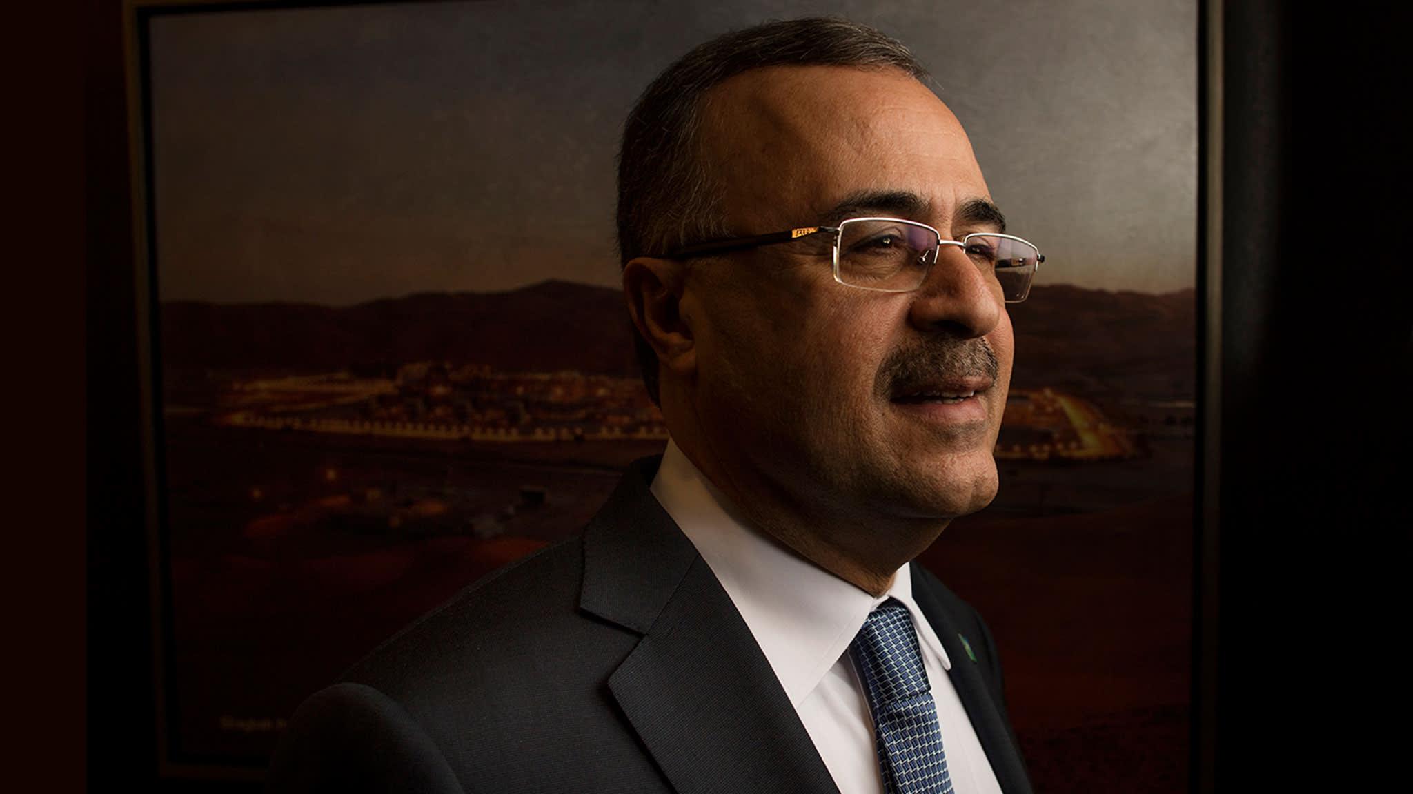 Saudi Aramco CEO defends Sabic deal