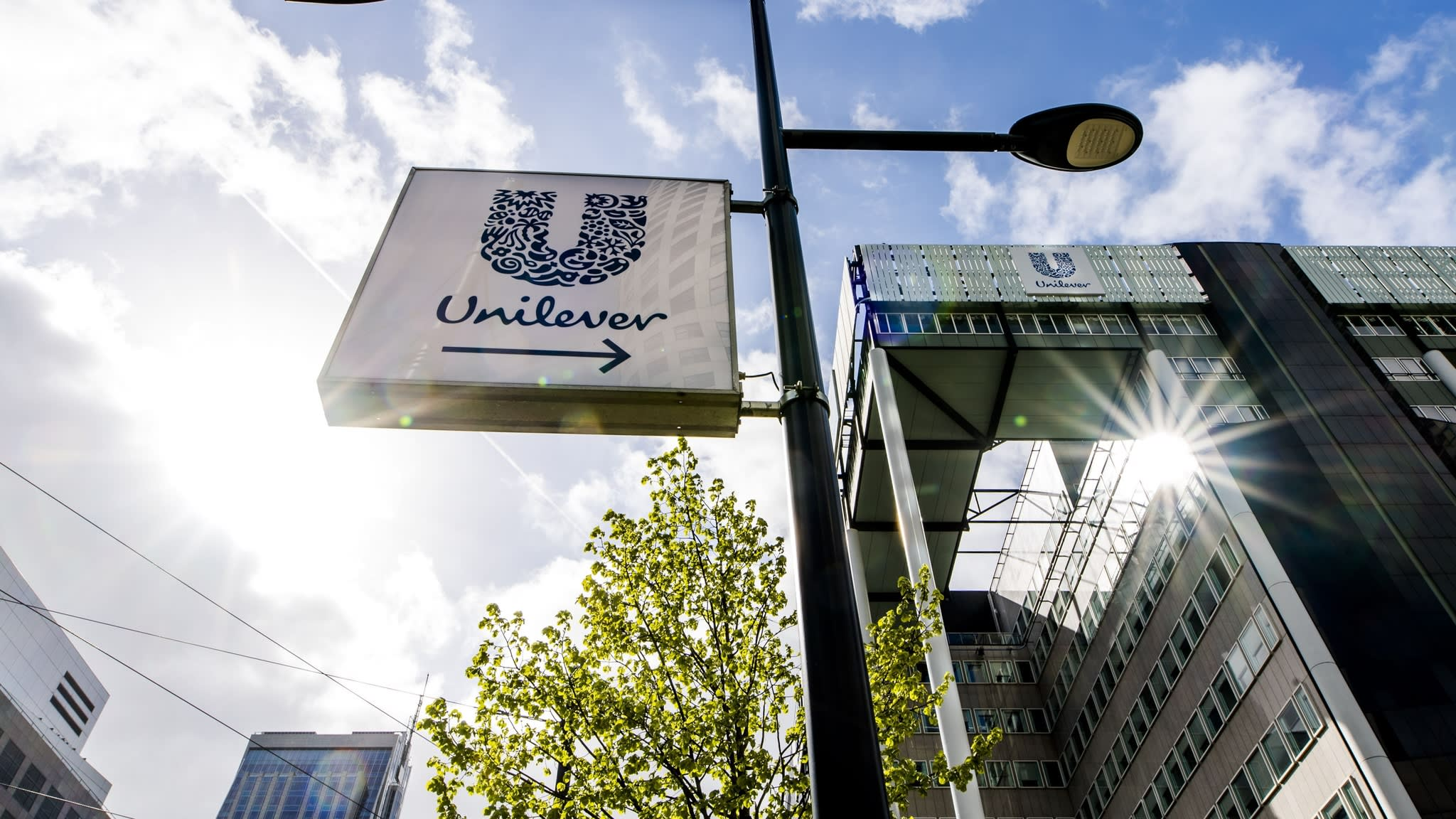 Unilever chooses Netherlands over UK for corporate base