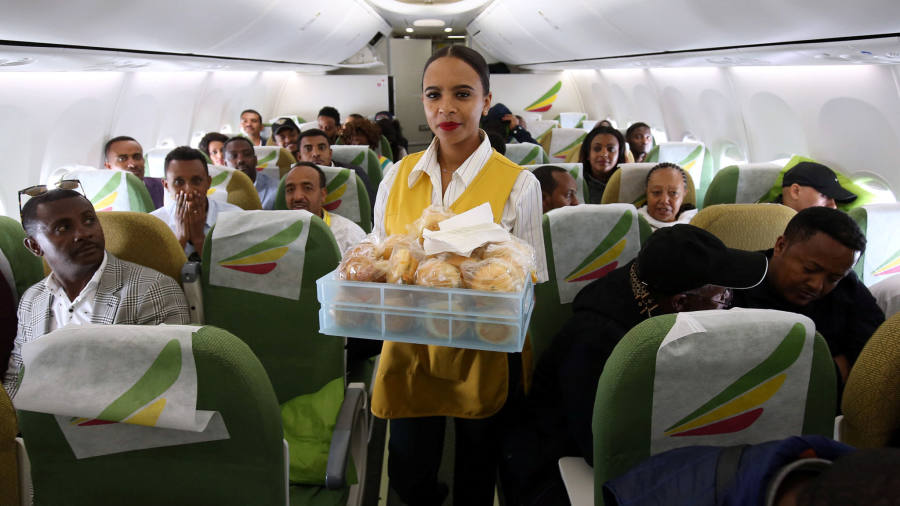 Ethiopian Airlines was 'Africa's best carrier' before crash