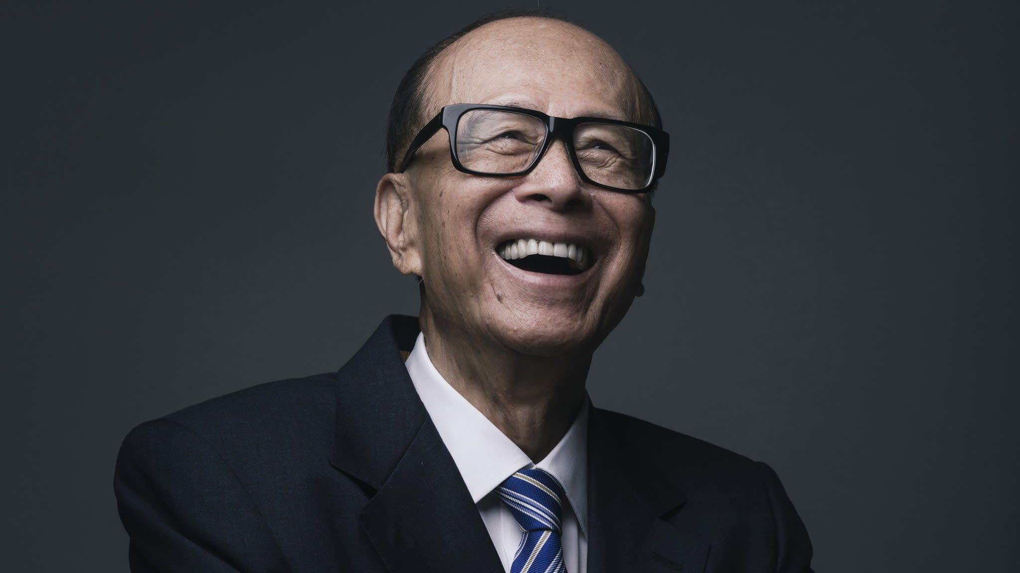 Li Ka-shing, Hong Kong's richest man, to retire