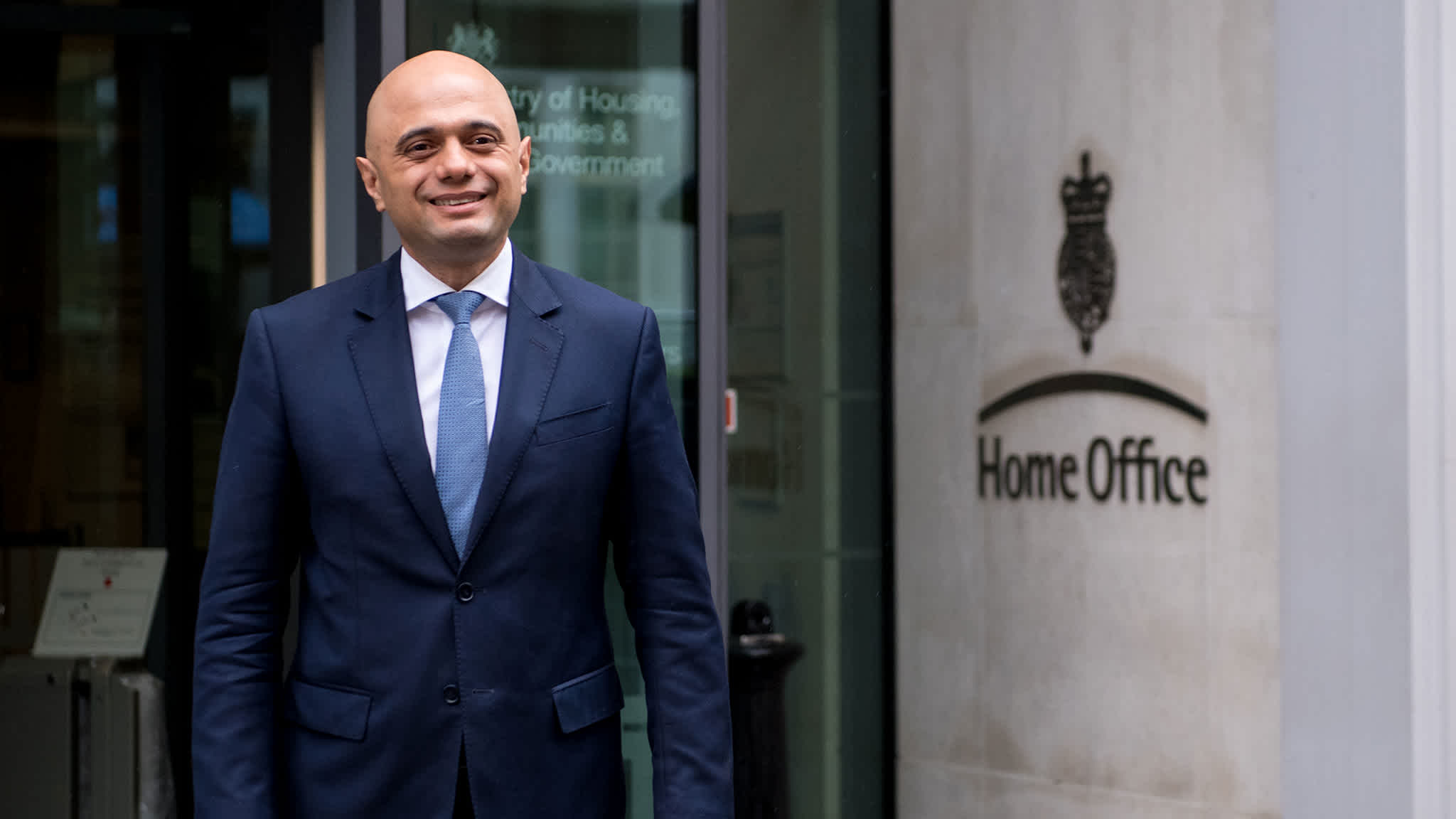 who is britain s new home secretary financial times