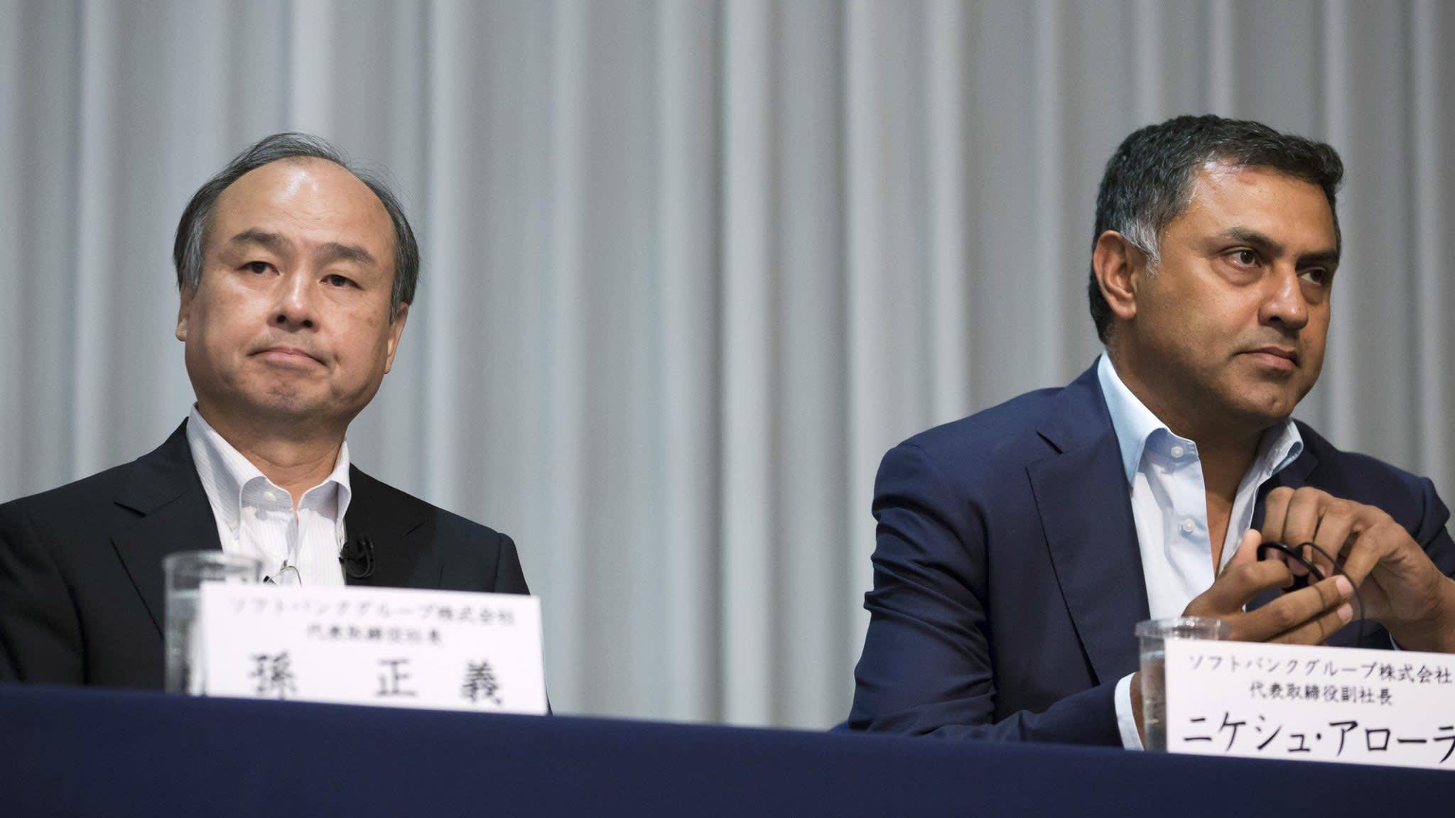 SoftBank opens investigation into shareholder campaign