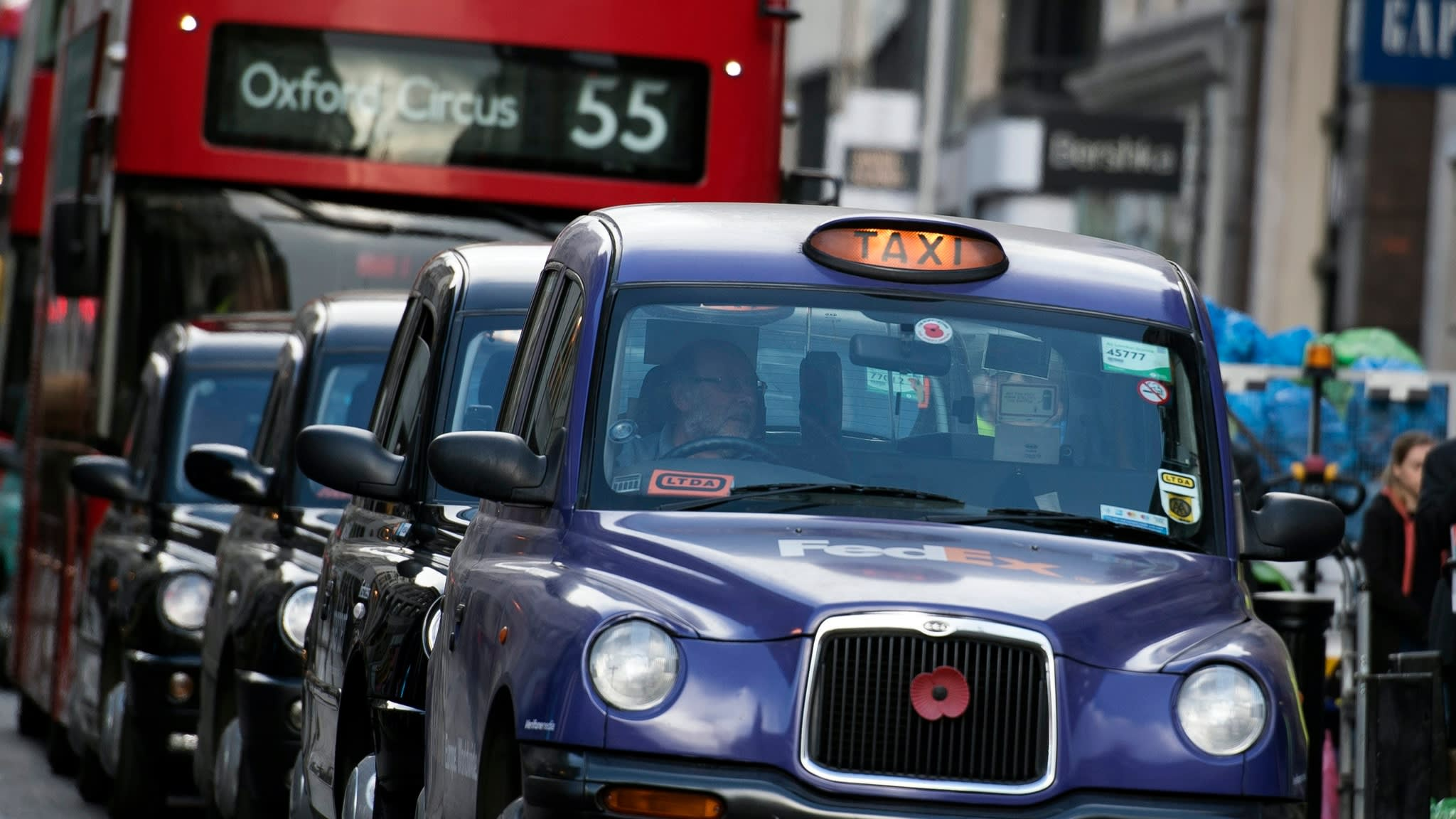 Uber faces tough new regulations in London