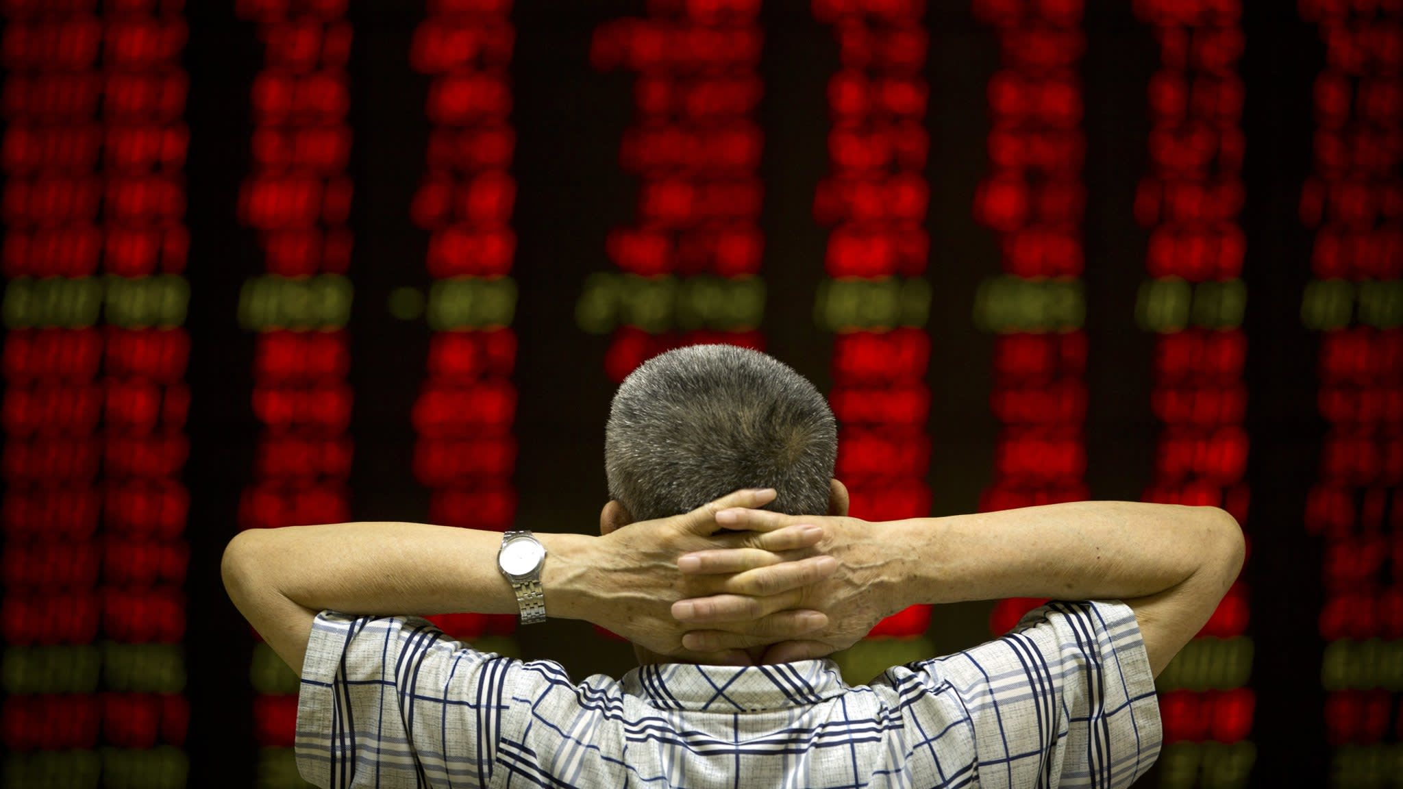 Why Chinese stocks have shrugged off Trump's tariffs