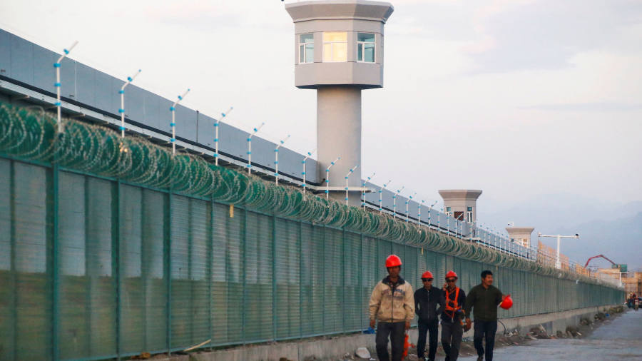 US House passes bill seeking tougher action on Uighur detentions