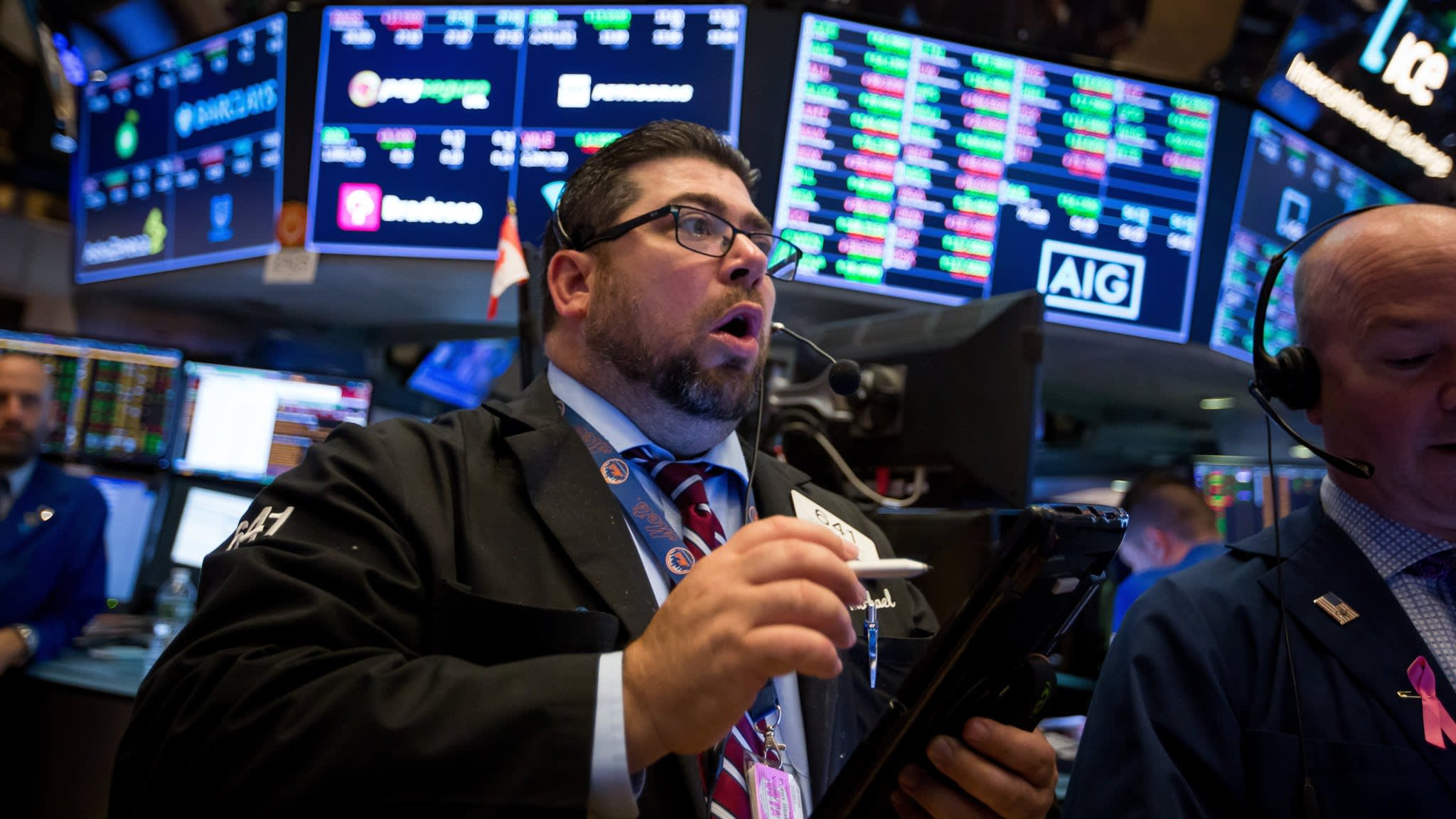 What is behind the global stock market sell-off?