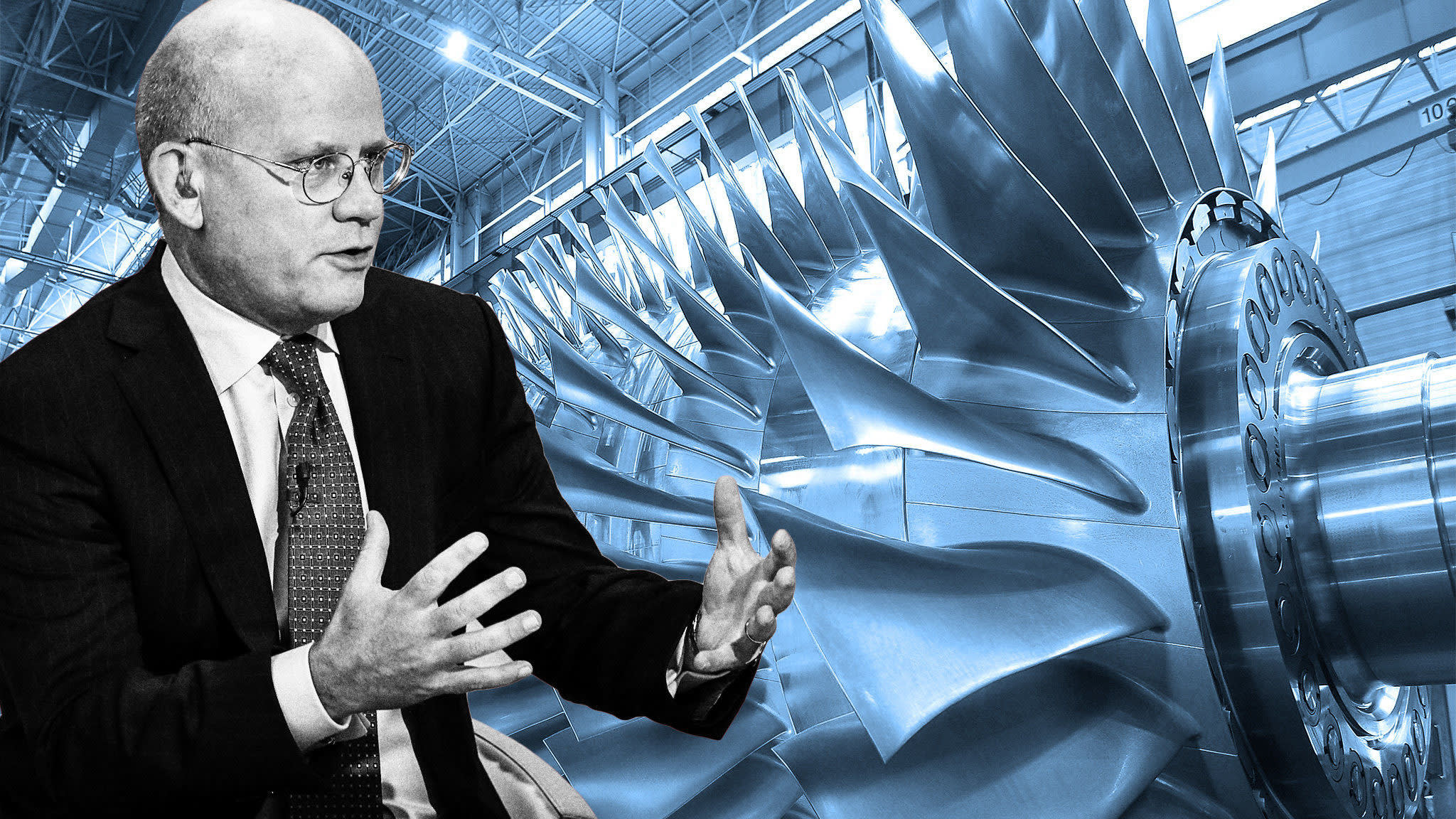 General Electric ditches John Flannery as chief executive