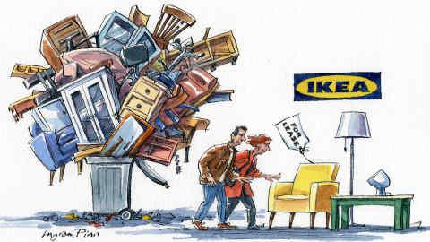 Ikea Financial Times