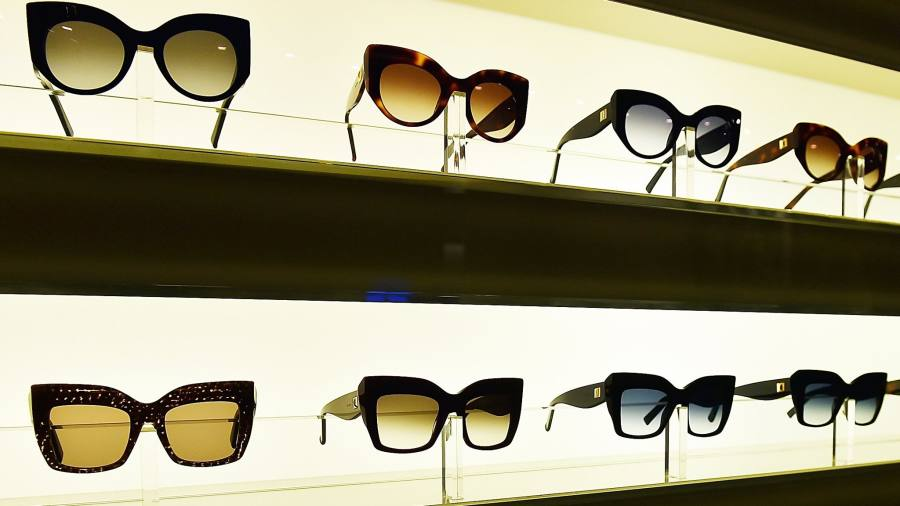 cea84bc1a1e15 Luxury eyewear in the spotlight as brands focus in on sector ...