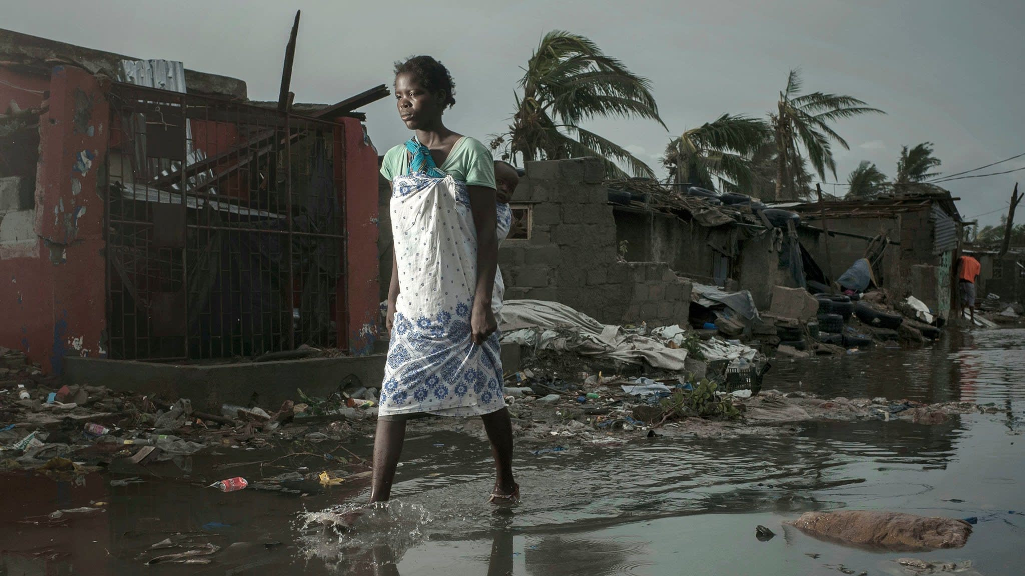 More than 1,000 feared dead after Cyclone Idai batters Mozambique