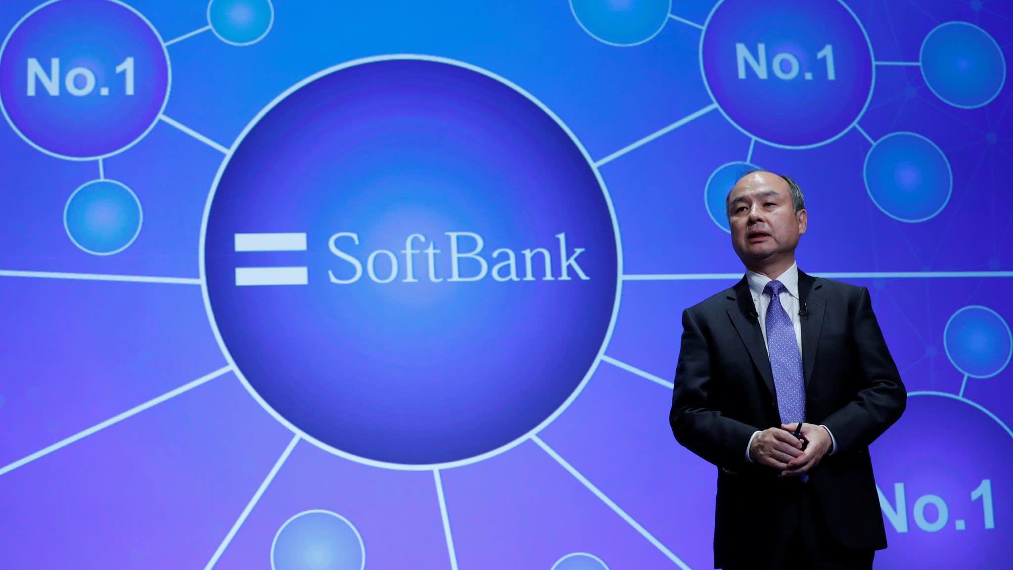 SoftBank reaffirms investment ties with Saudi Arabia