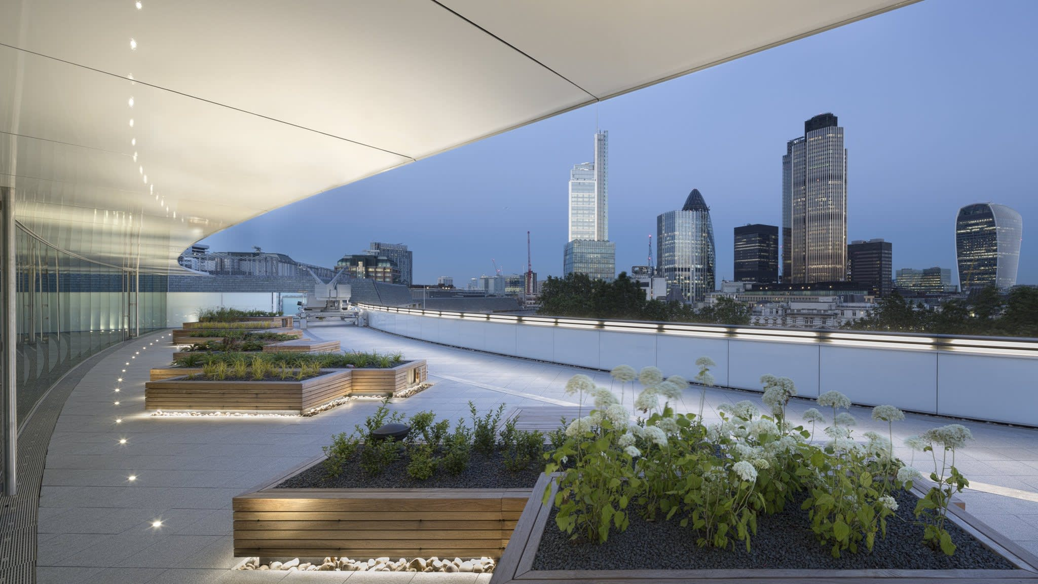 Offices of the future: inside fund managers' glitzy new HQs