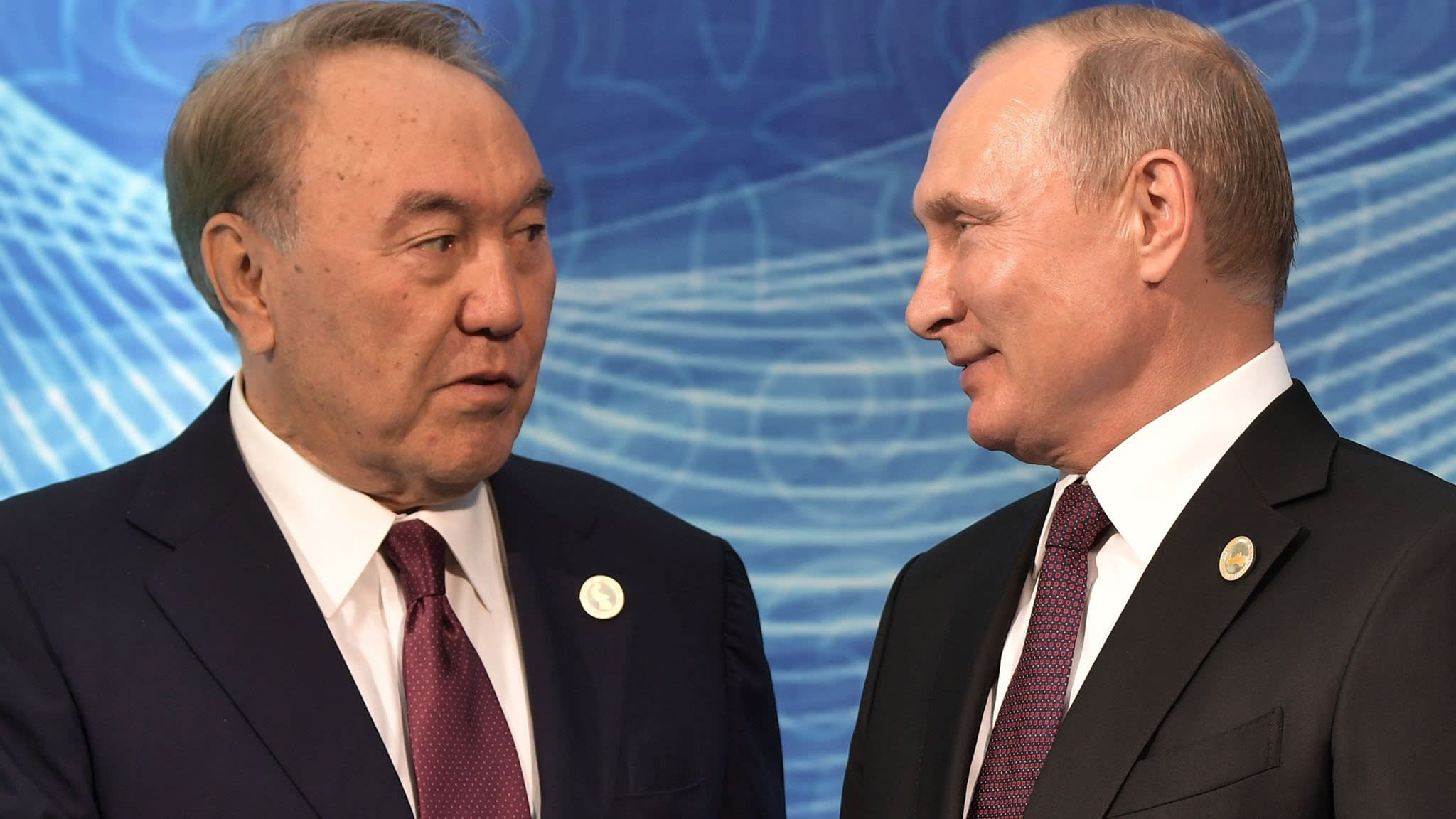 Putin pledges deeper ties with Iran and other Caspian Sea states