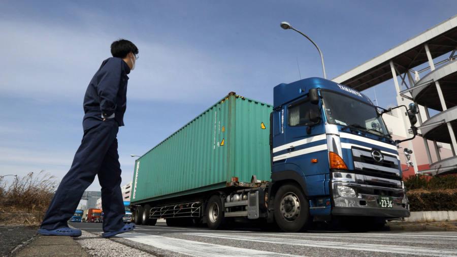 Japanese employers struggle with staff shortages
