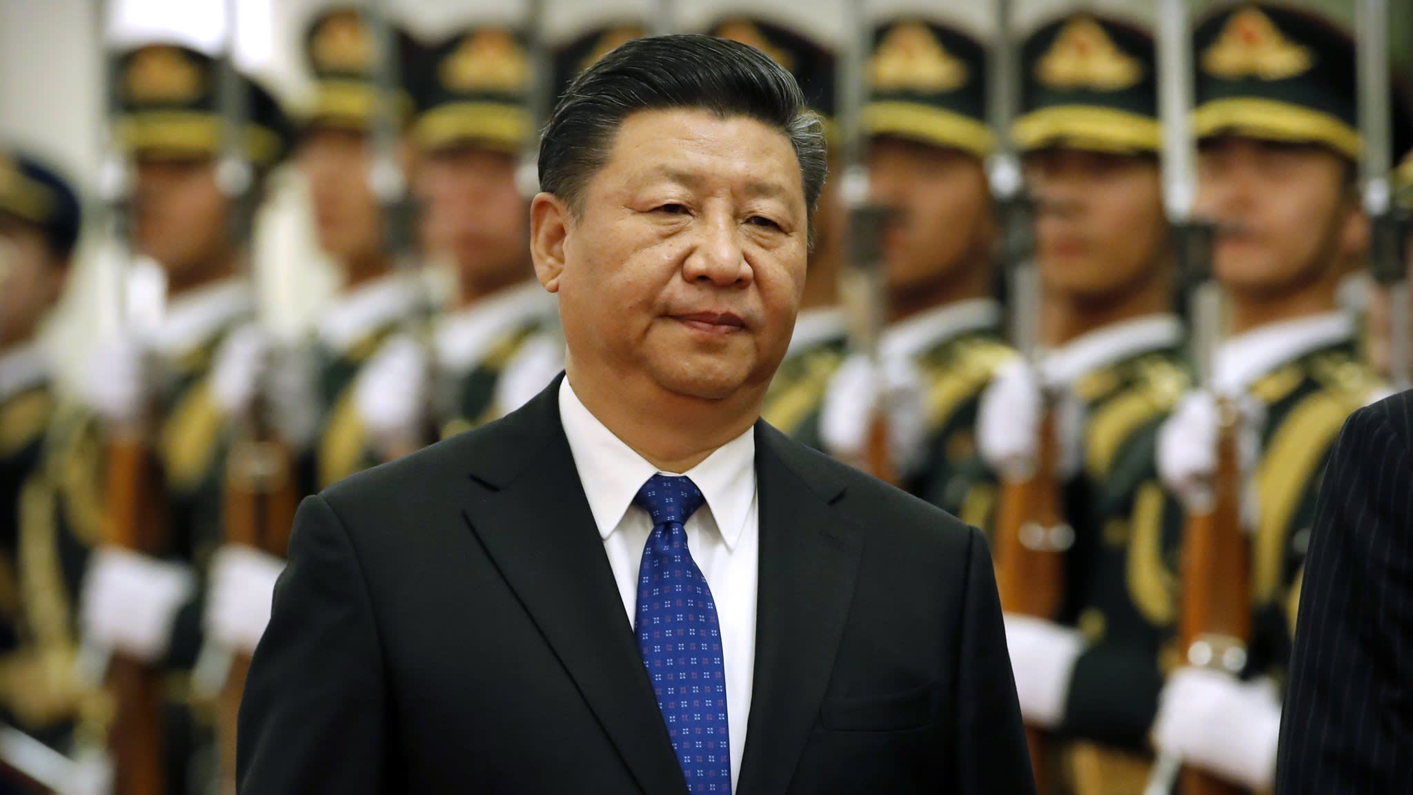 Xi Jinping to outline economic reforms amid trade tension