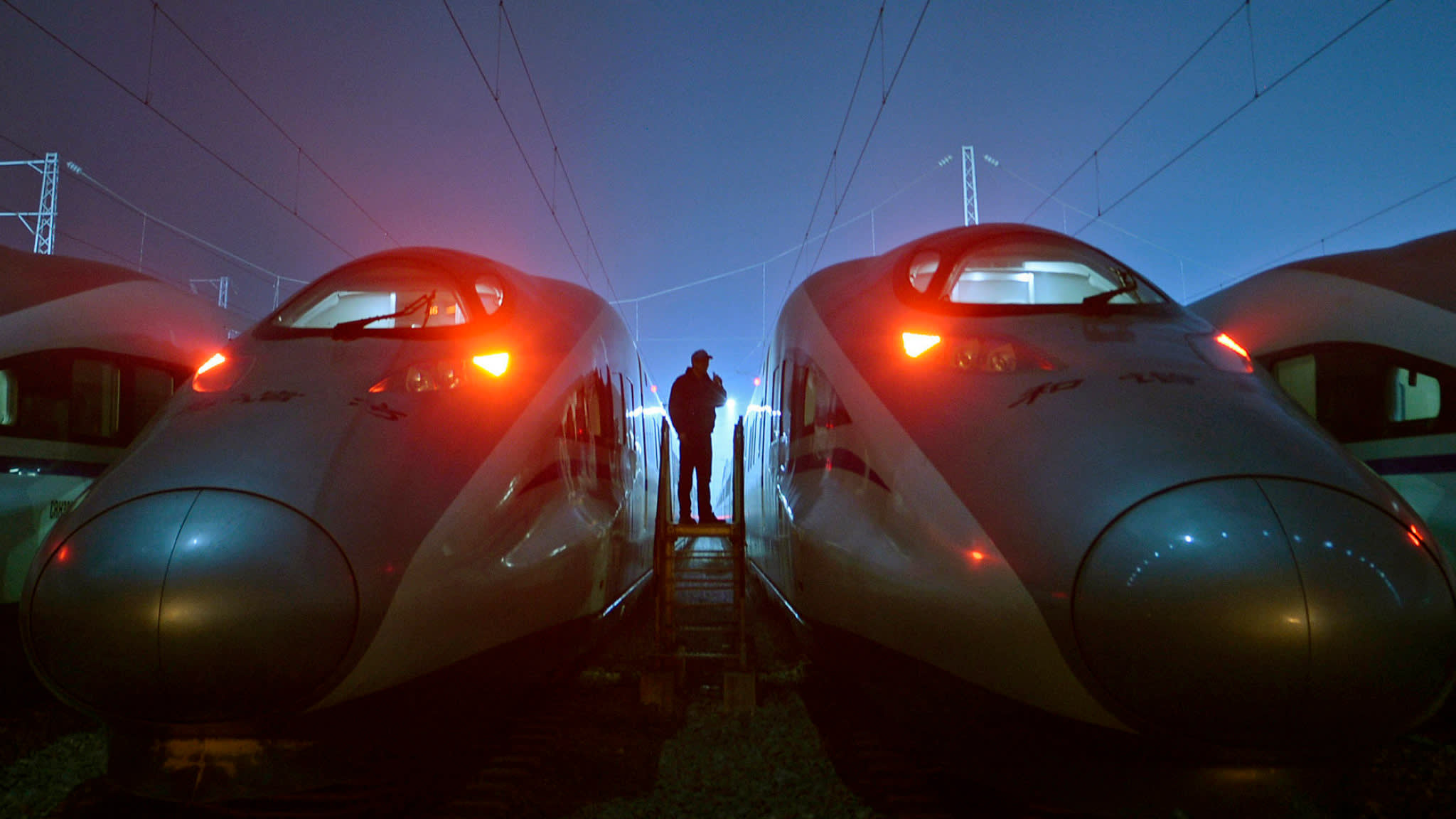 China's high-speed rail and fears of fast track to debt