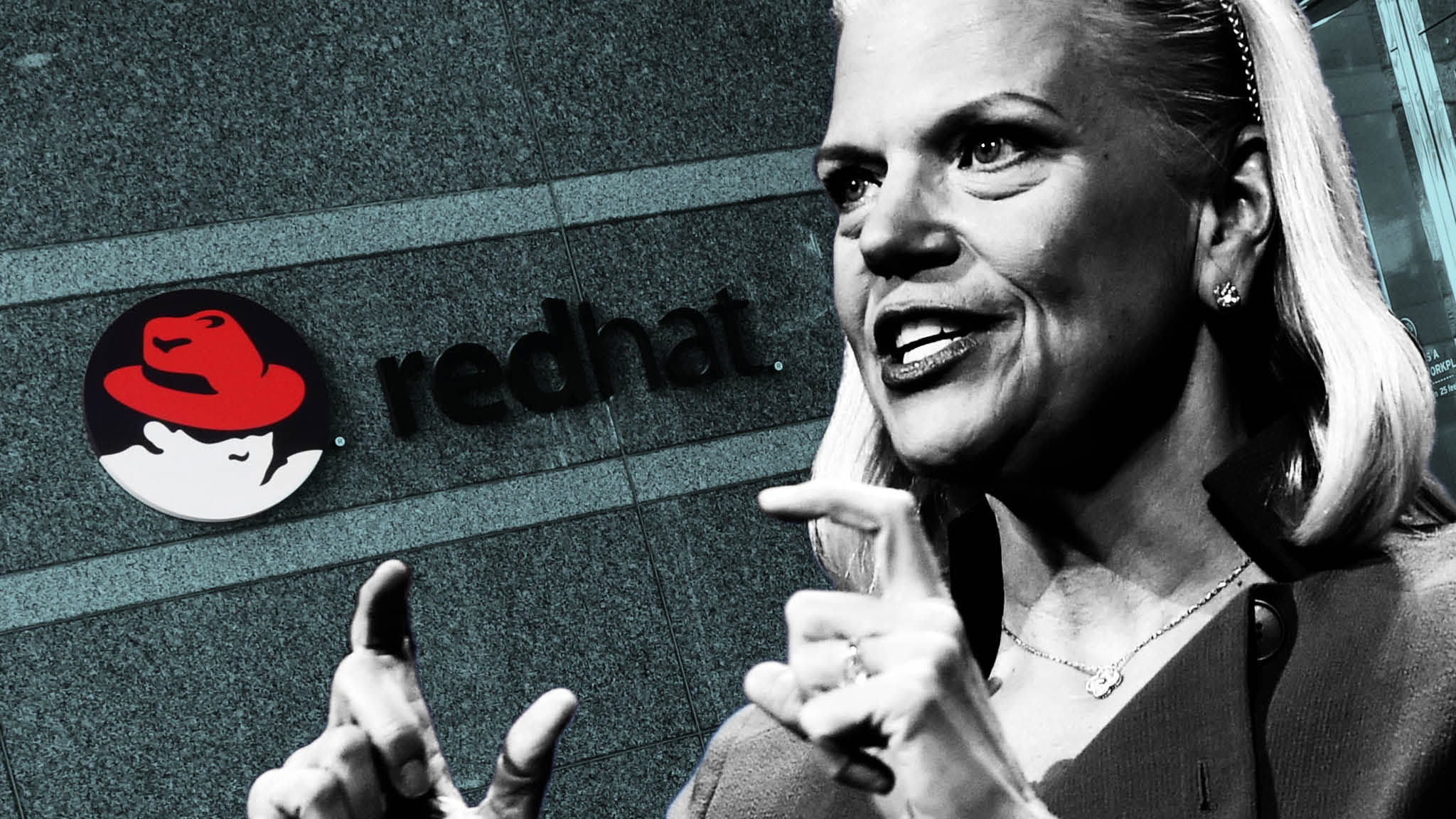 IBM hopes to stay relevant with Red Hat deal