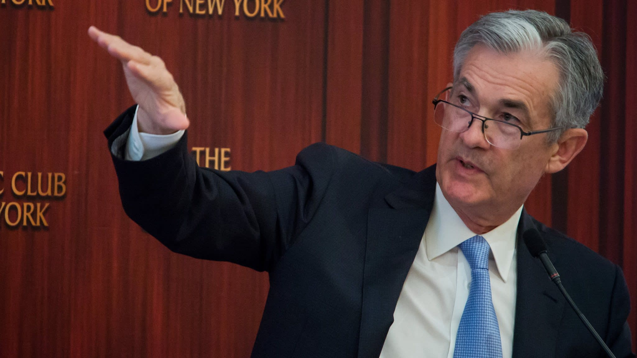 Fed frets over ability to fight next recession