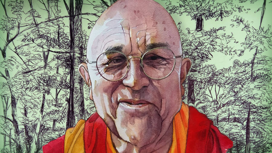 Matthieu Ricard: 'Eternity is awfully long, especially near the end'