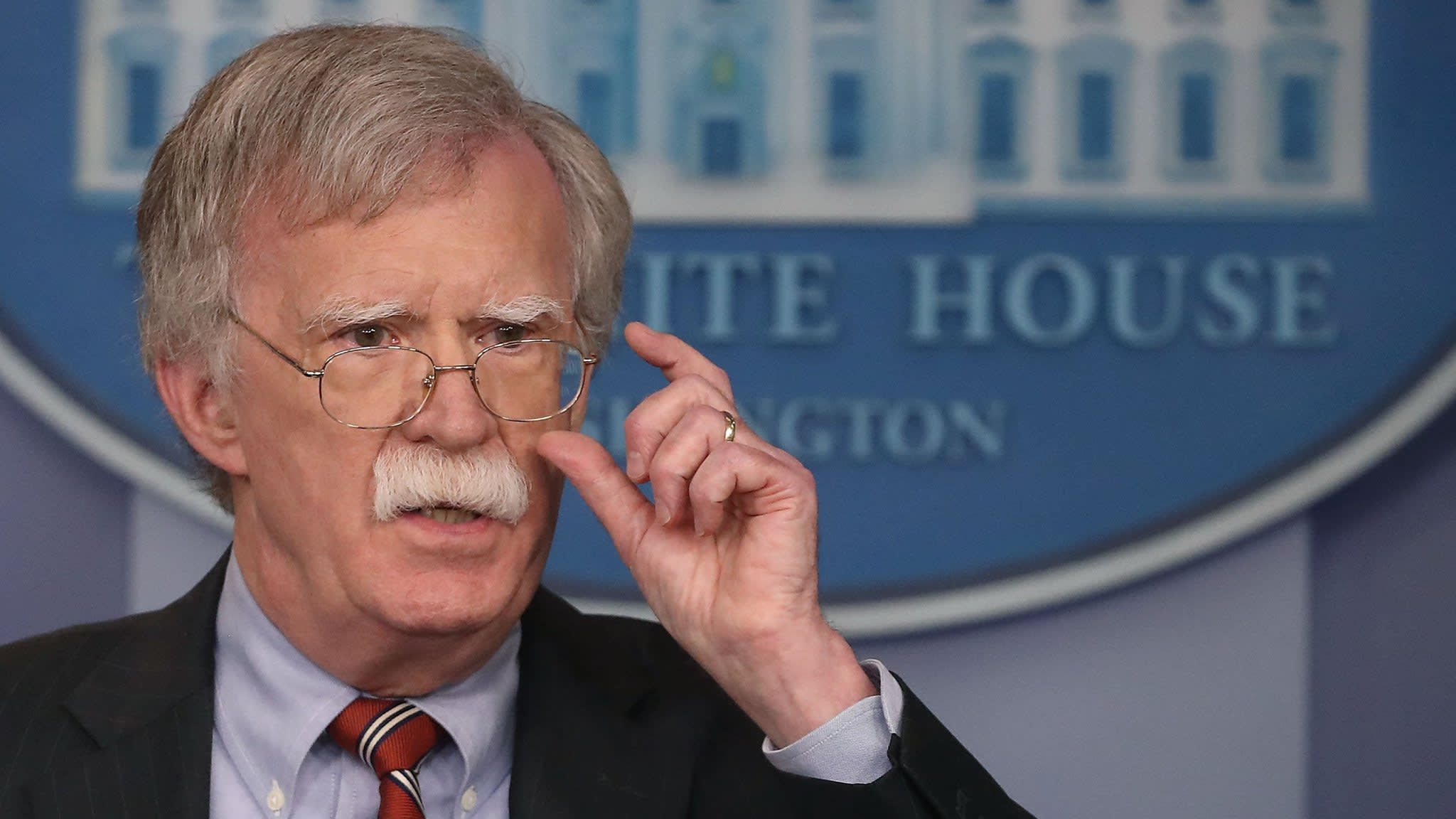 N Korea not making efforts to denuclearise, says John Bolton