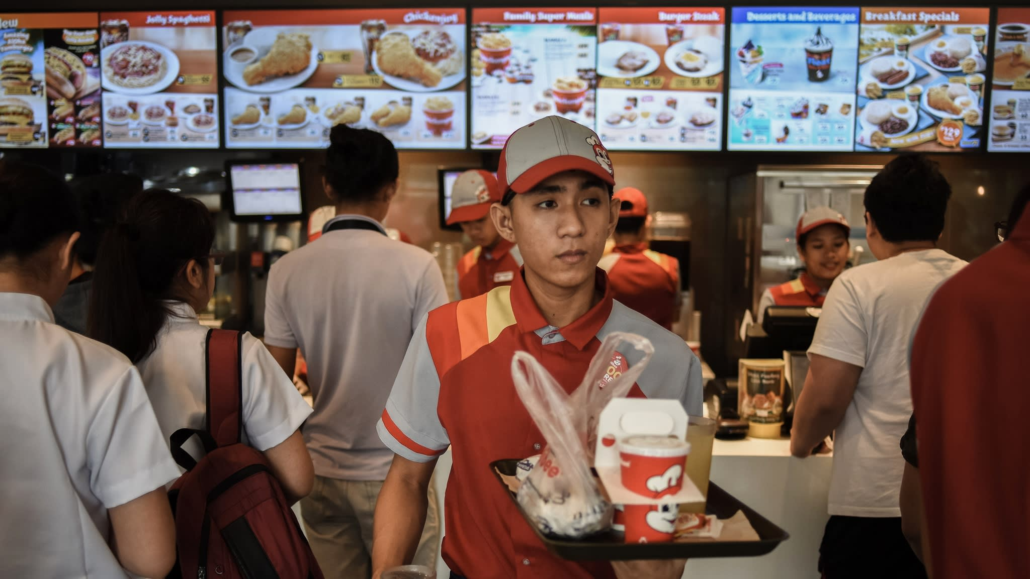 Philippines' Jollibee Foods plans expansion to rival KFC