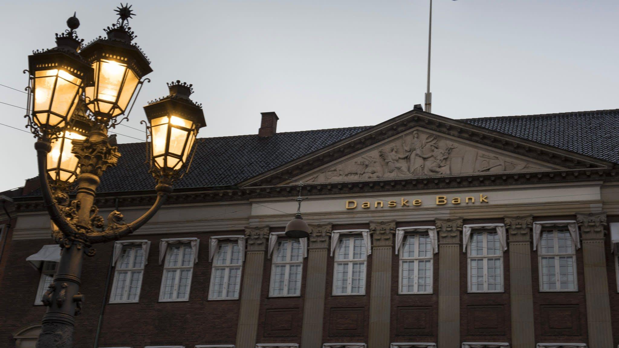 London's role in Danske dirty money scandalunder spotlight