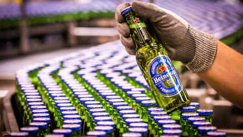 Mexico Looks To Call The Shots Over Heineken S Tequila Beer Financial Times