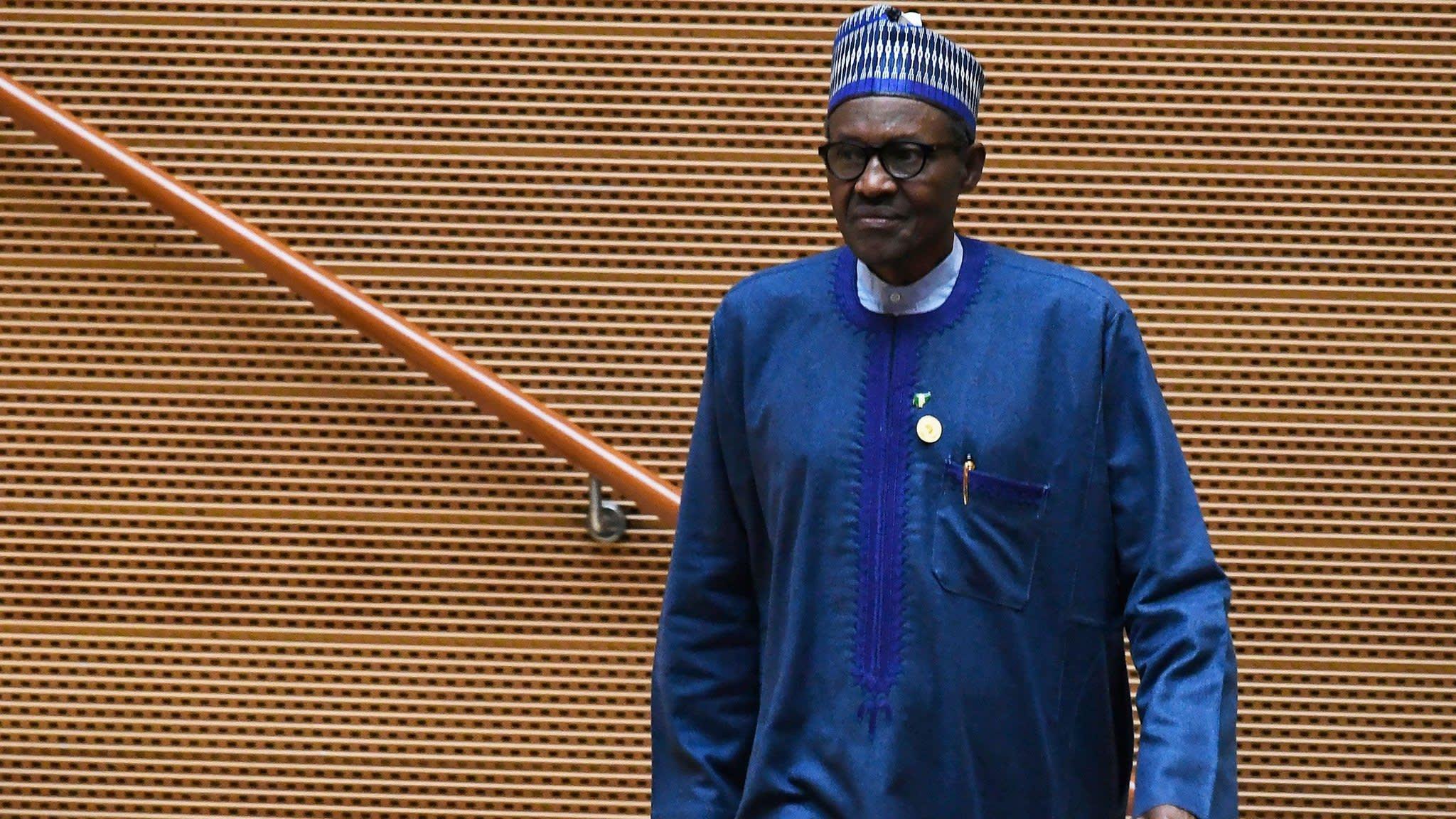 Elder statesmen urge Nigeria's Buhari not to run for second term