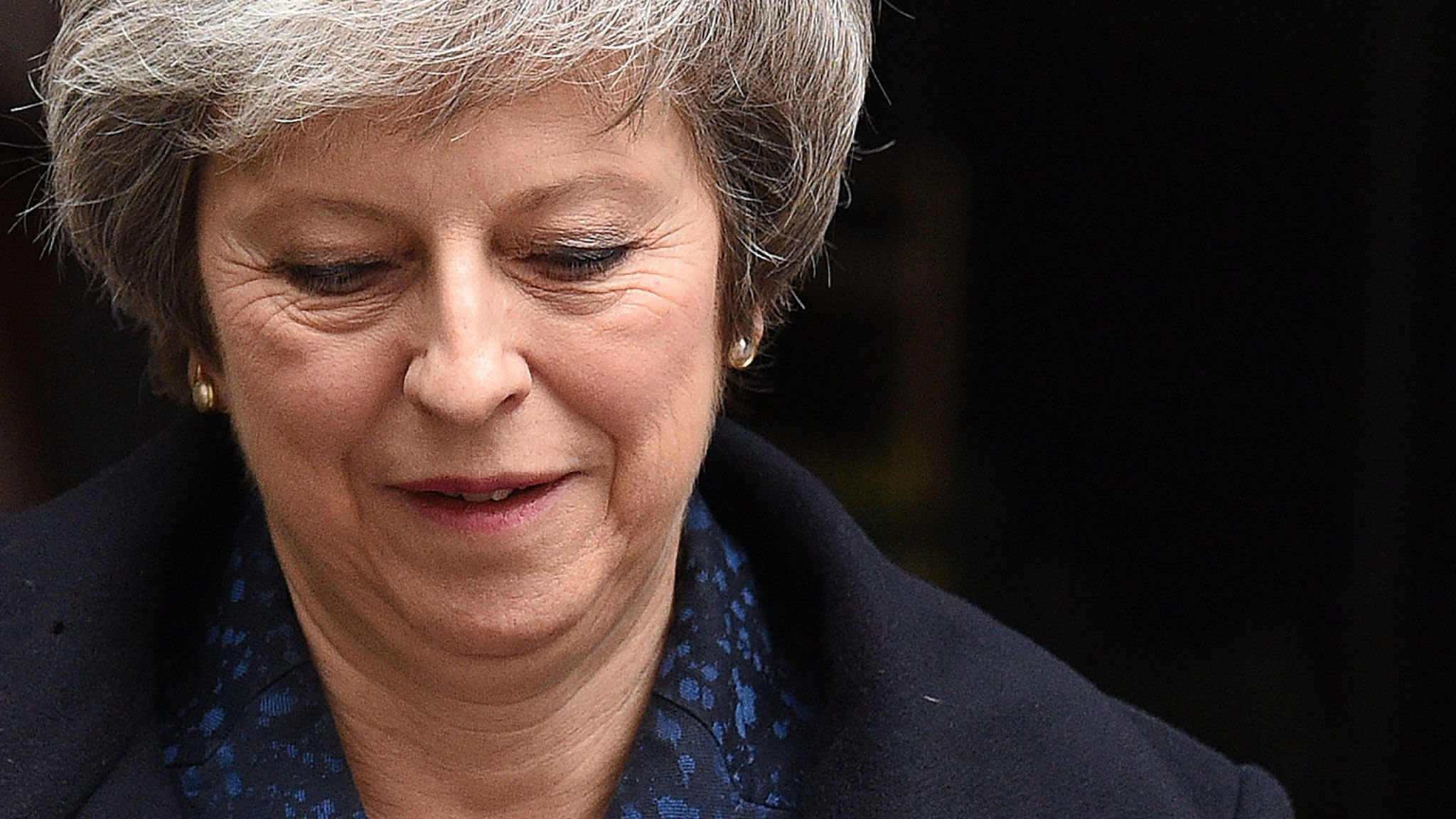 Texts, tweets and a trump card: the day Tory MPs turned on Theresa May