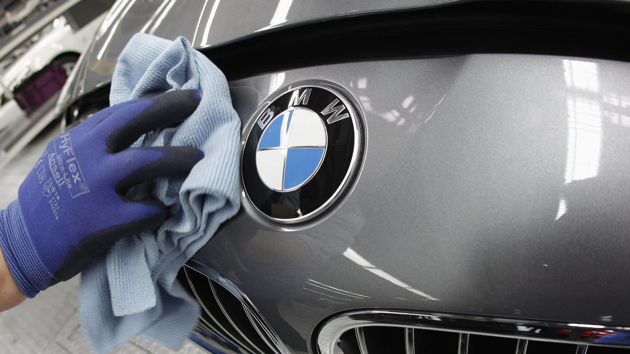 BMW raises prices as trade war hits consumers