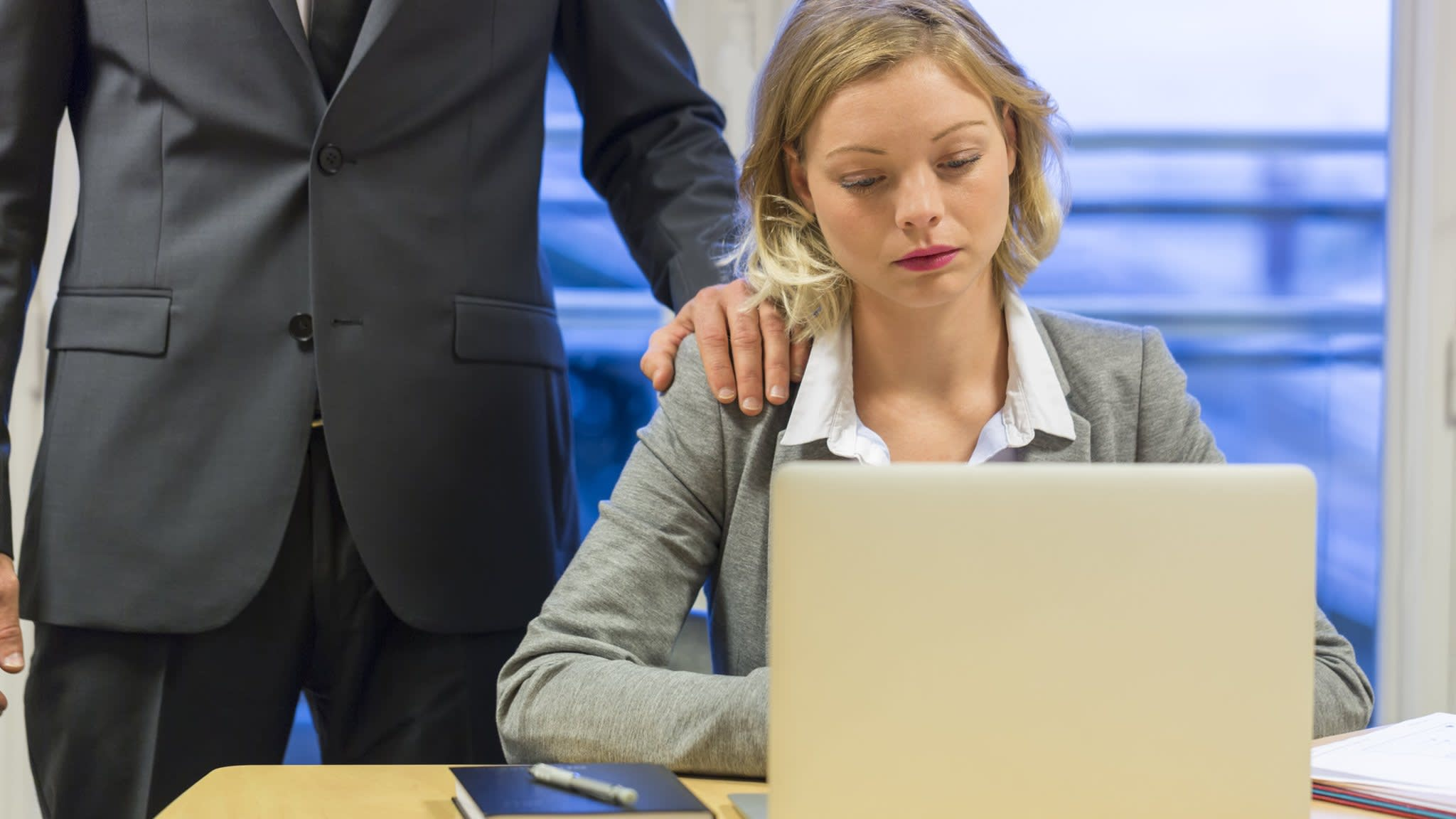 Australia reports rise in workplace sexual harassment