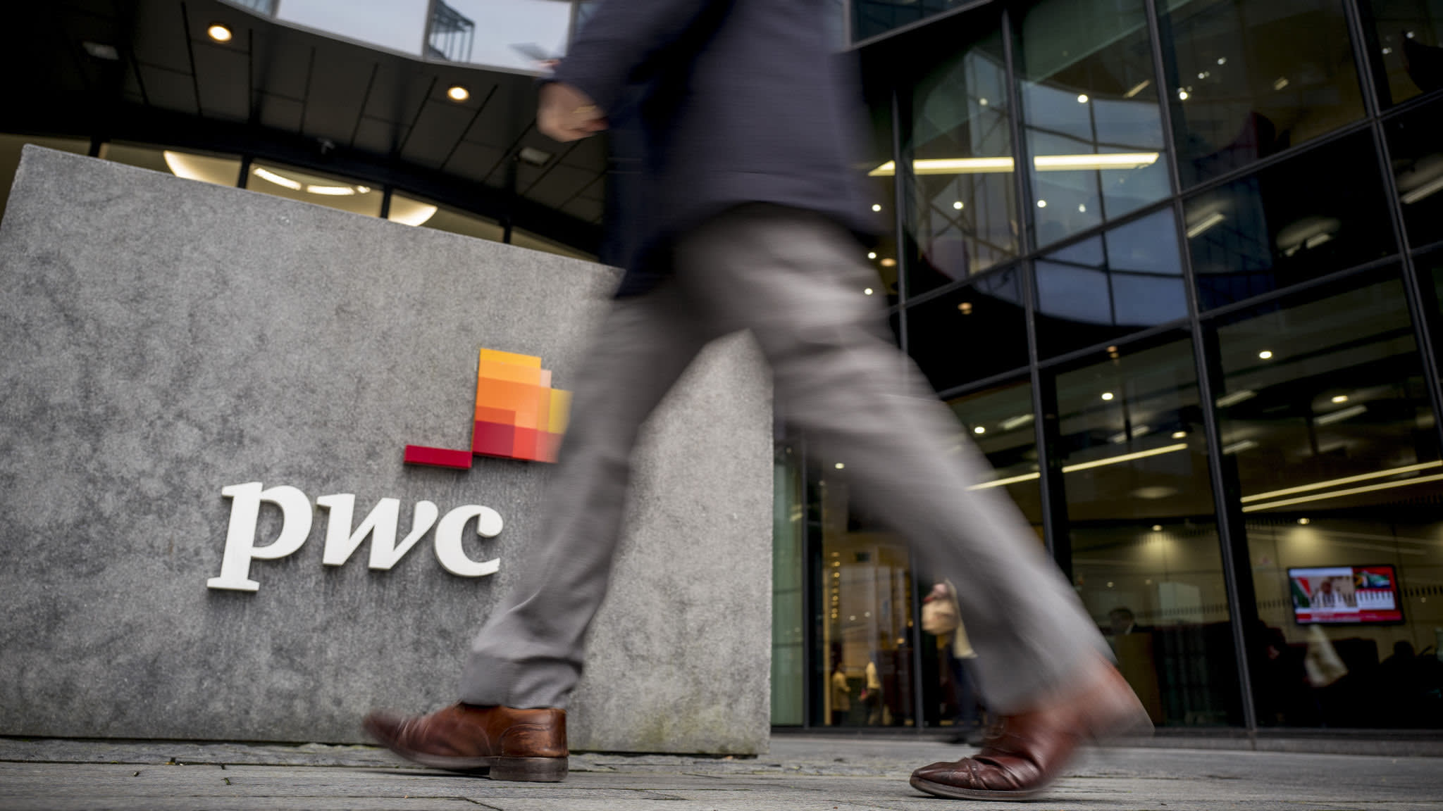 PwC chairman rejects calls to break up Big Four