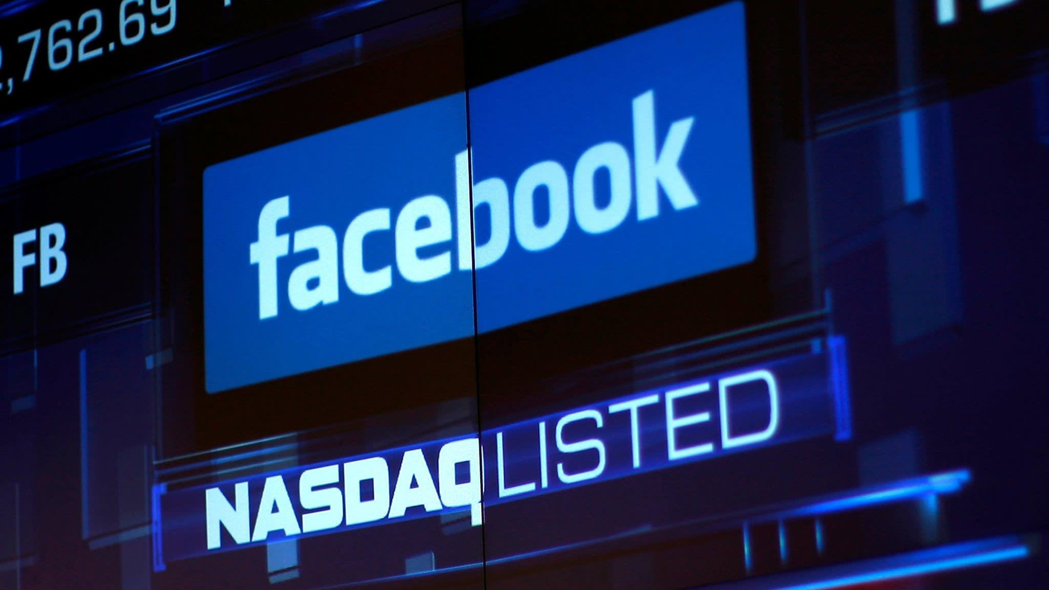 Facebook's growing pains give shareholders $140bn headache