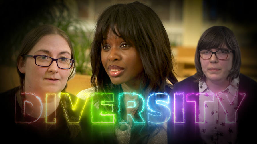 Diversity with June Sarpong: why are people living with disabilities overlooked by business?