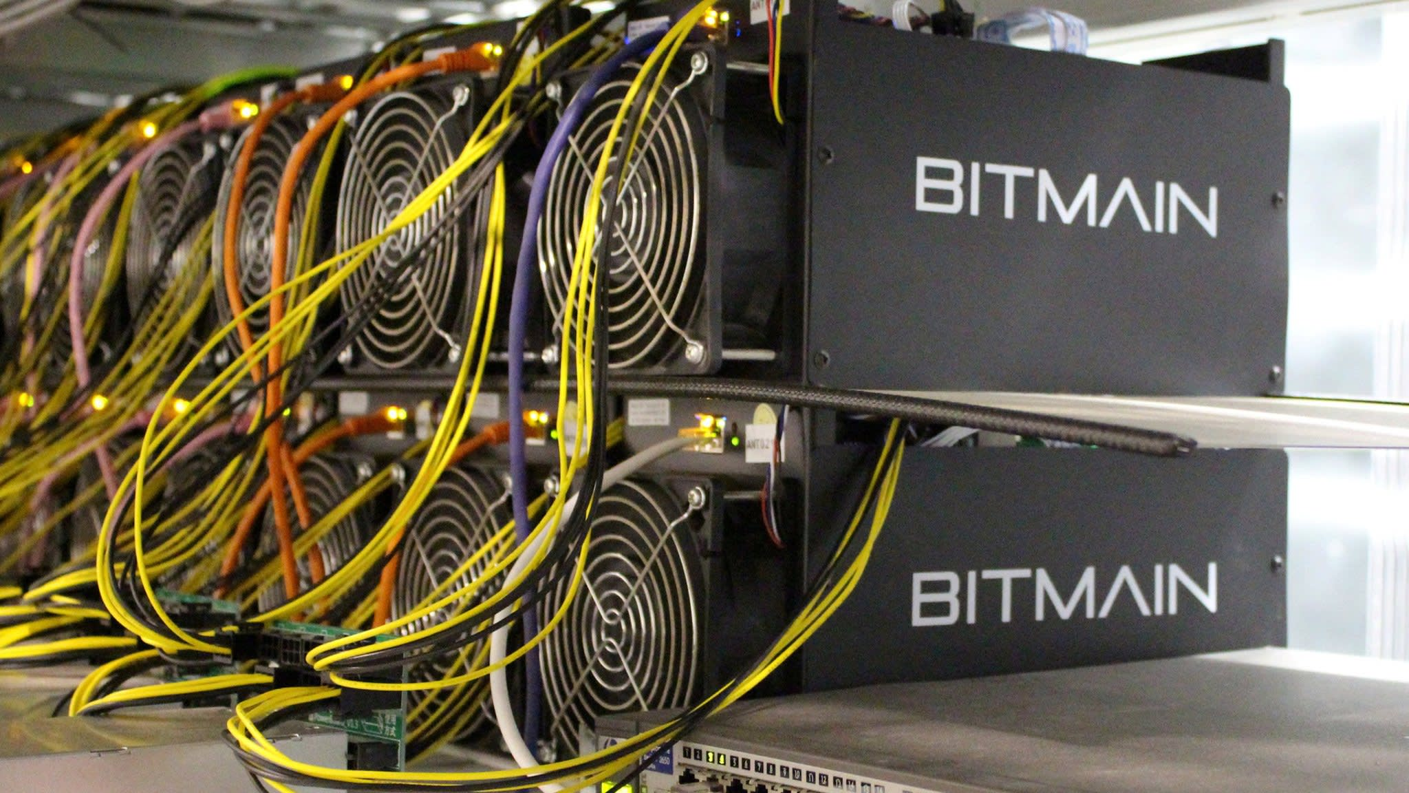 China's Bitmain, world's largest crypto miner, to list in Hong Kong