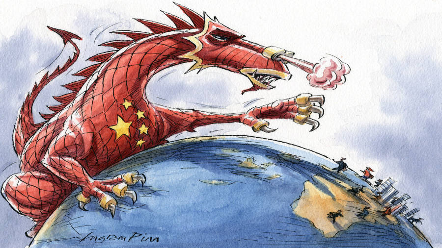 China is taking its ideological fight abroad | Financial Times