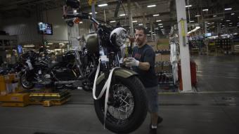 Harley-Davidson boss drives Donald Trump into a fury | Financial Times