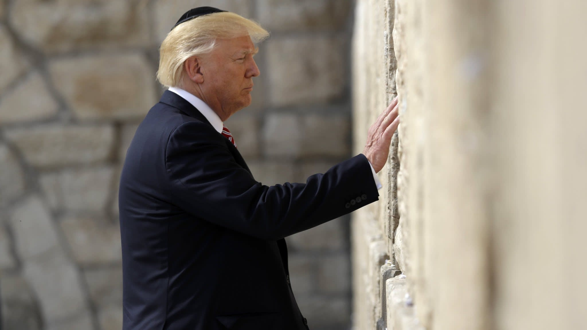 Donald Trump's deal must put Palestinian rights centre stage