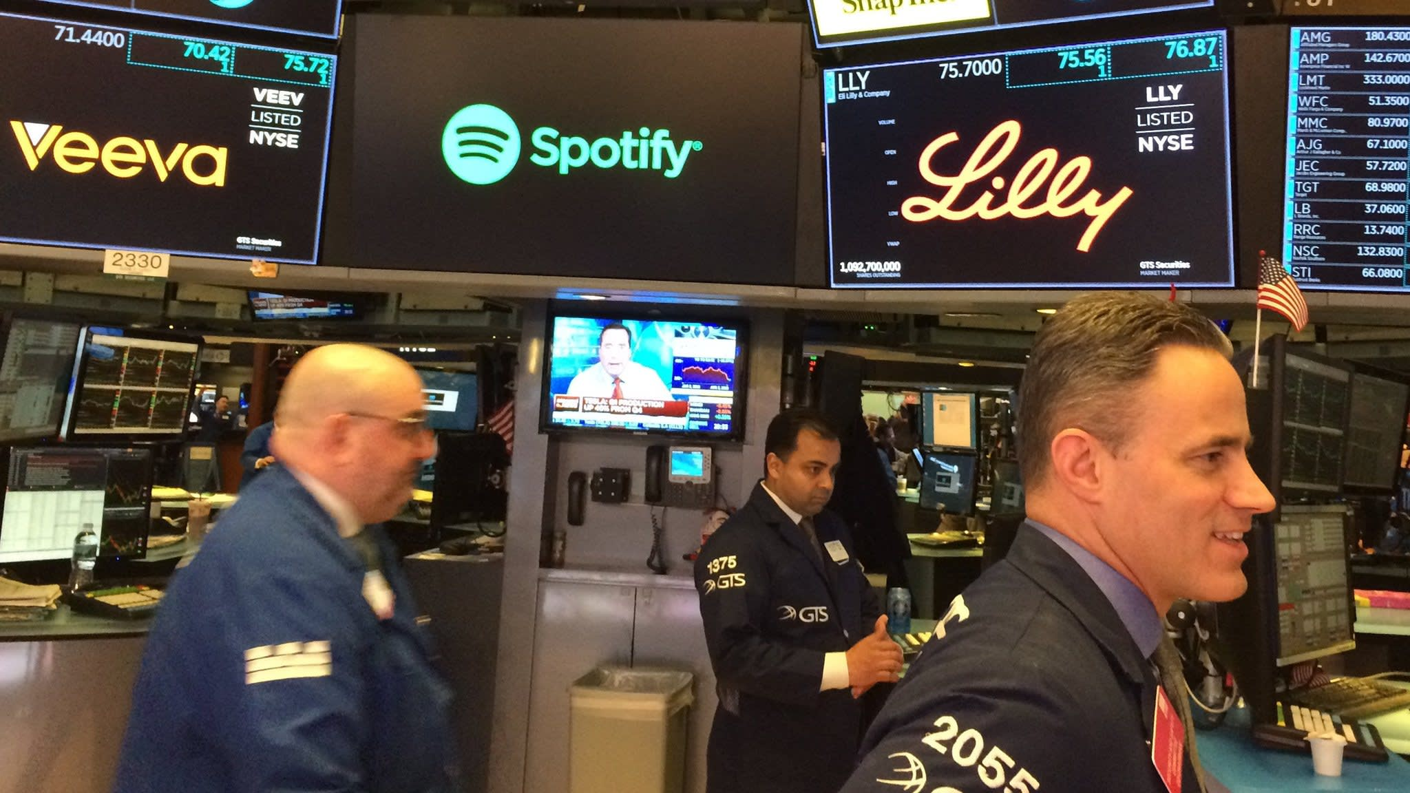 Spotify starting point puts valuation at $23.5bn