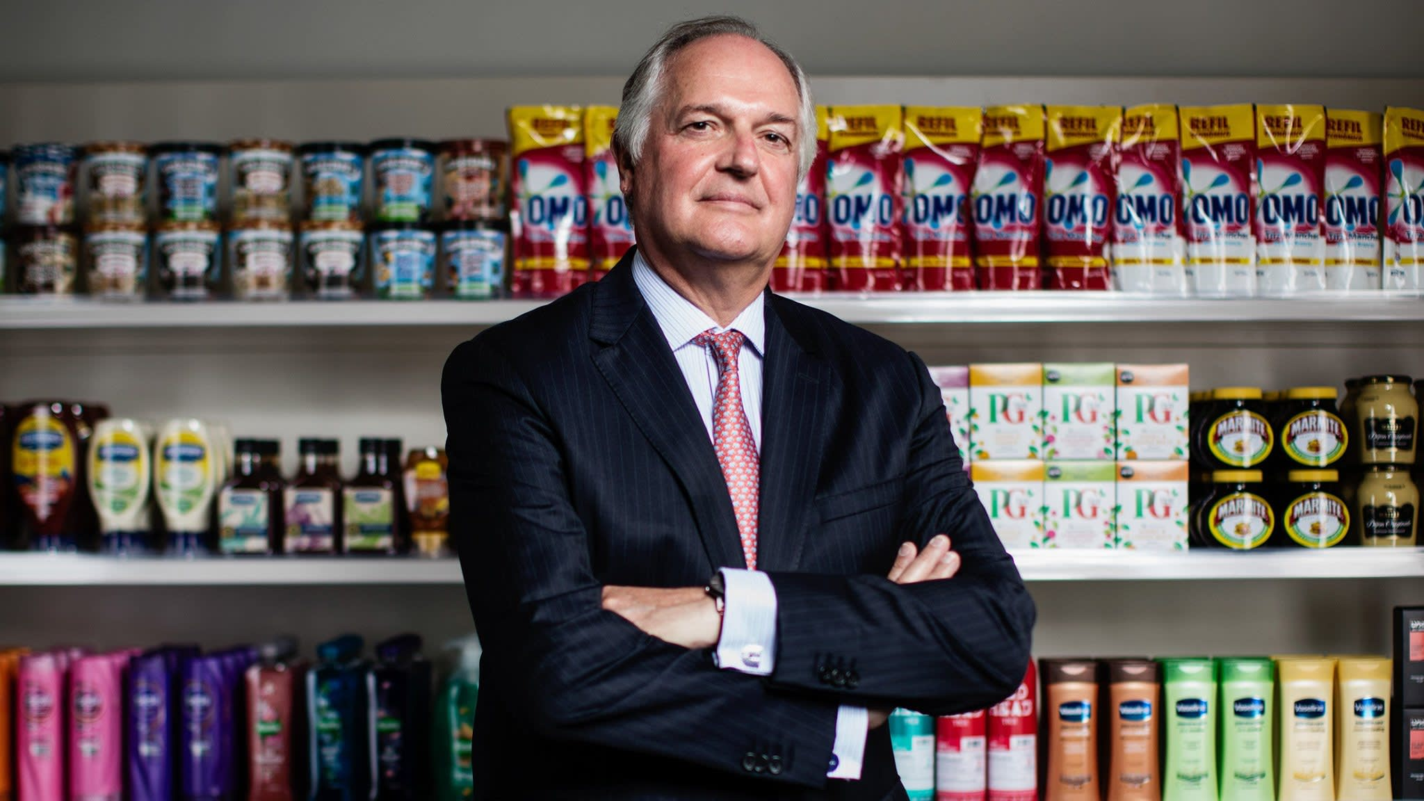 Unilever CEO Paul Polman to step down