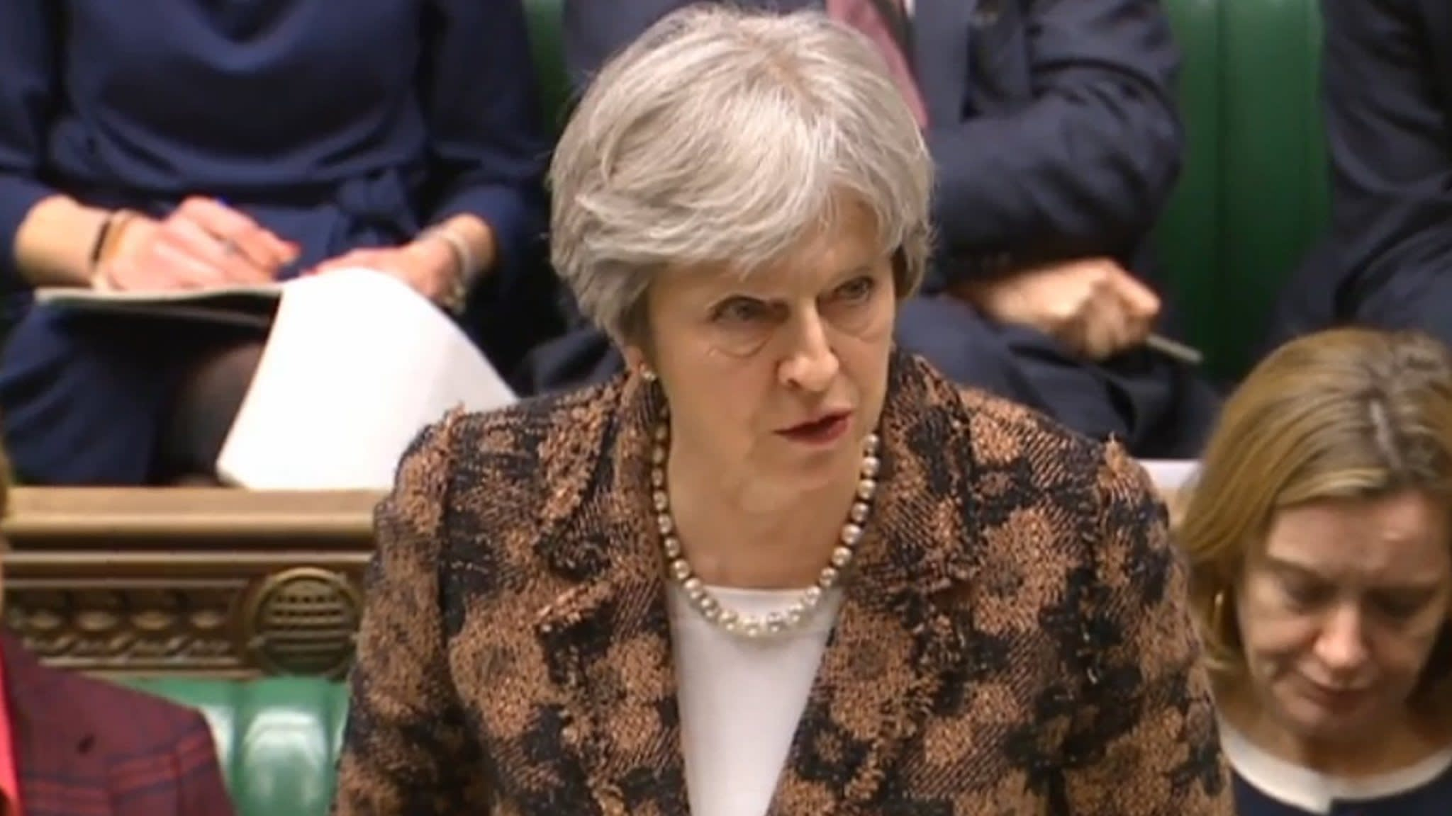 May: Russia 'highly likely' responsible for attack on former spy Skripal