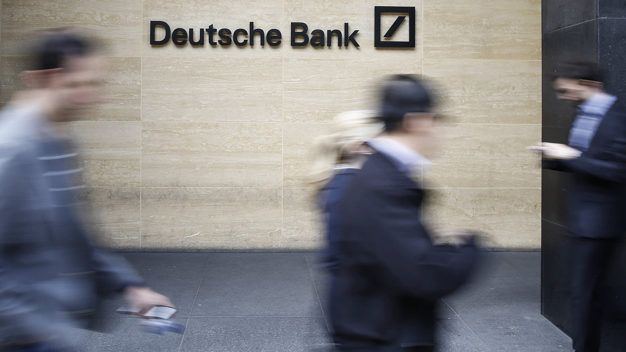 Deutsche to shift more assets and ringfence UK unit after Brexit
