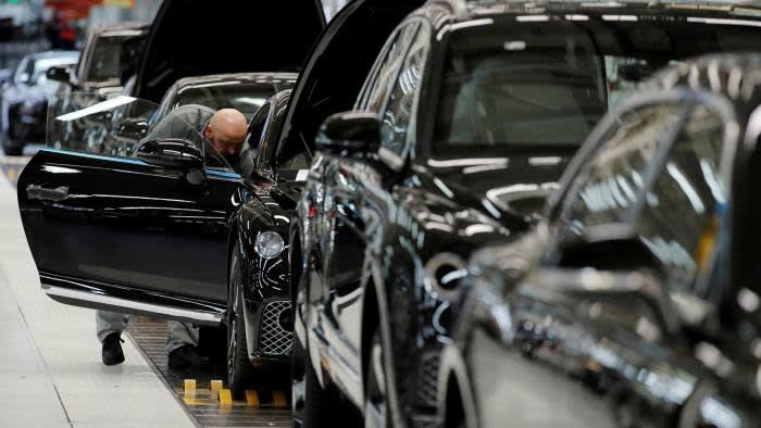 Business Class Bentley To Cut Quarter Of Workforce As Uk Car