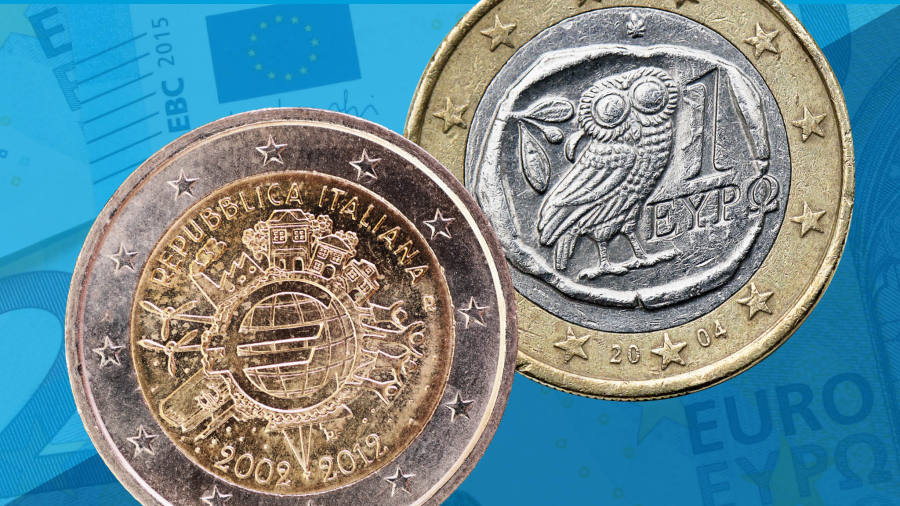 Yield hunt turns Greek and Italian debt into 'Bunds on steroids'
