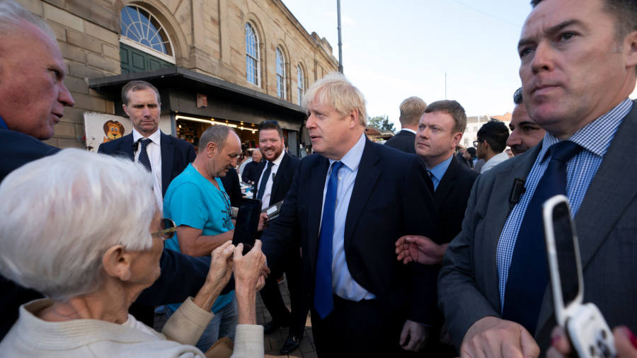 Boris Johnson plans to force through Brexit deal in 10-day blitz
