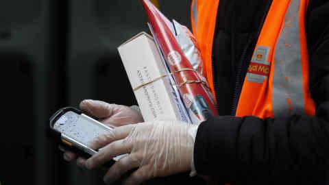 Royal Mail PLC | Financial Times