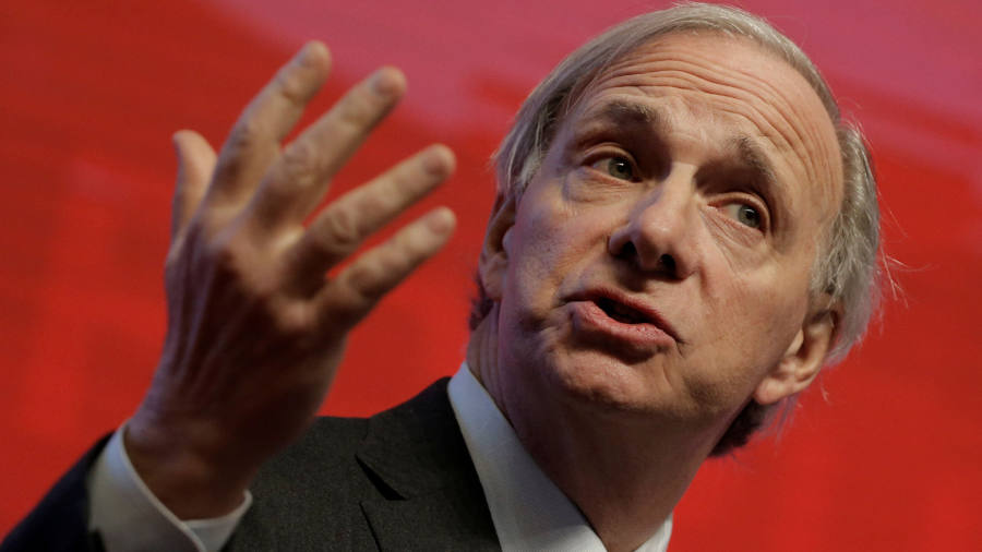 Dalio caught flat-footed with big losses at Bridgewater fund